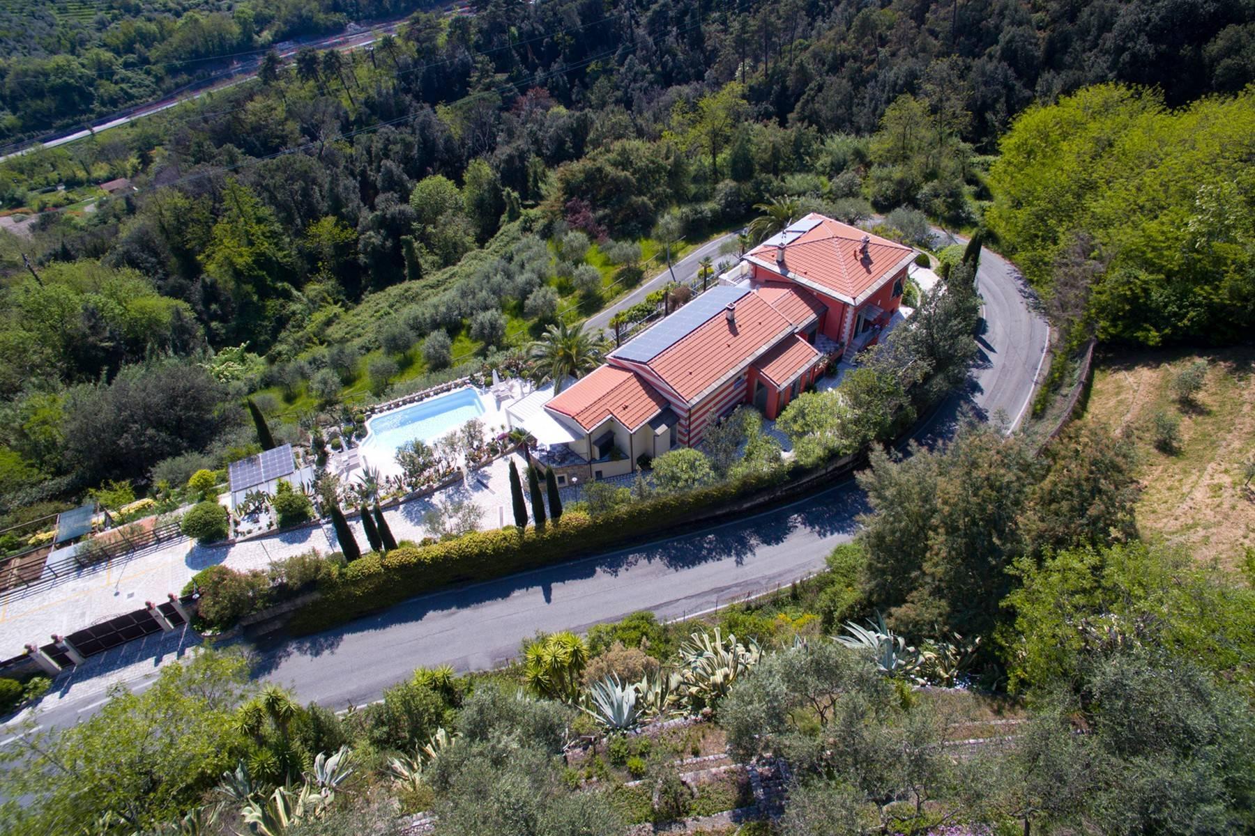 Wunderschöne Villa mit Blick auf die Bucht von La Spezia - 13
