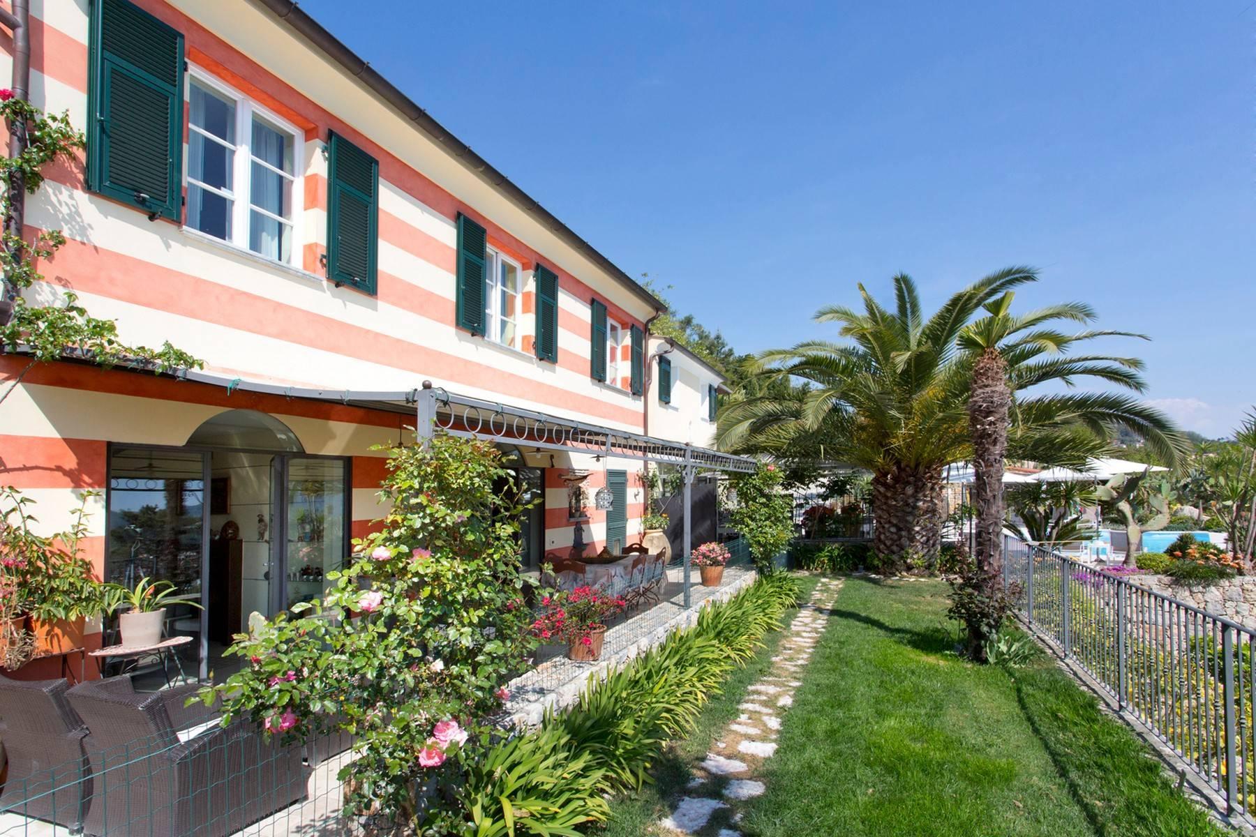 Wunderschöne Villa mit Blick auf die Bucht von La Spezia - 3