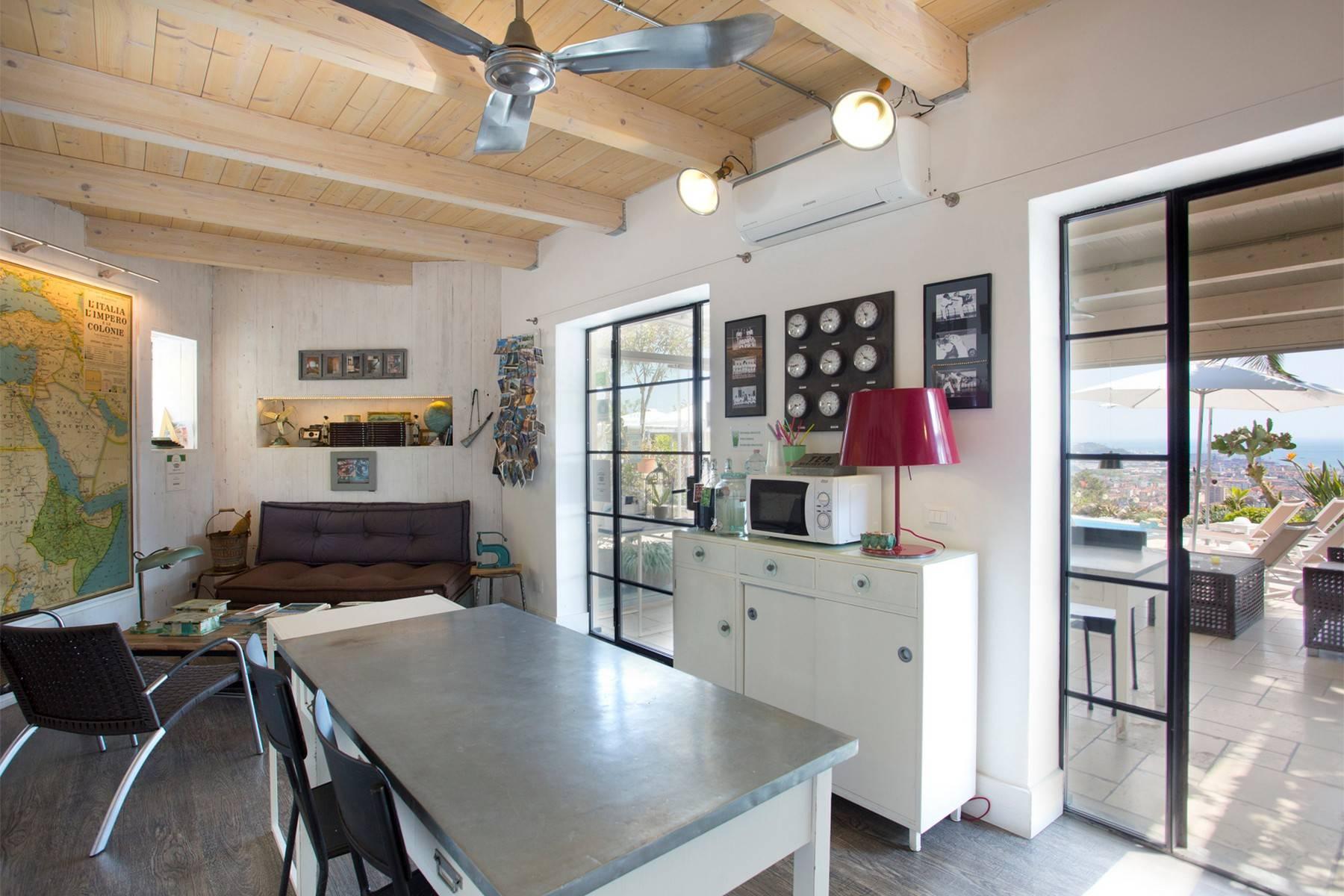 Wunderschöne Villa mit Blick auf die Bucht von La Spezia - 19