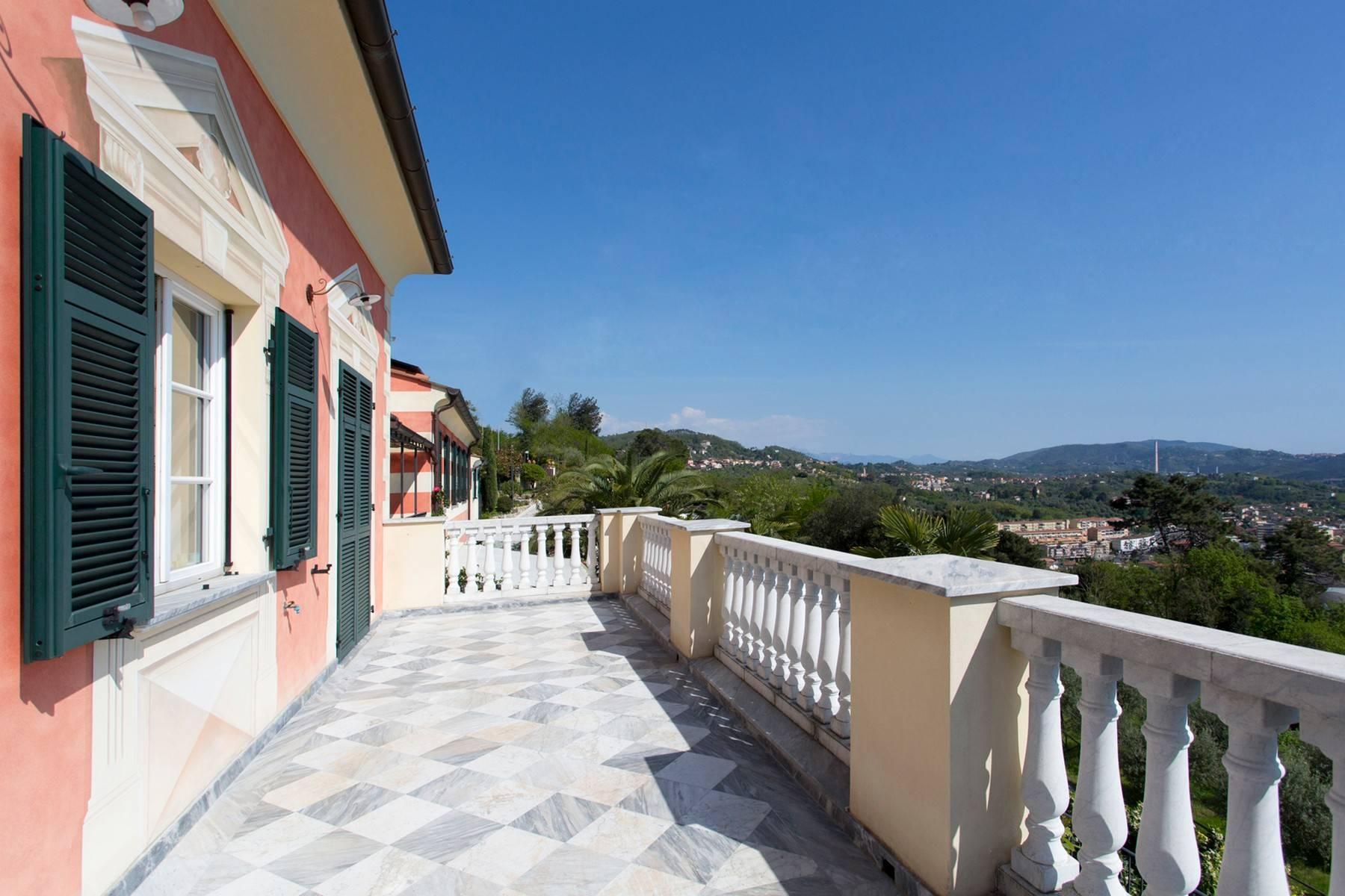 Wunderschöne Villa mit Blick auf die Bucht von La Spezia - 7
