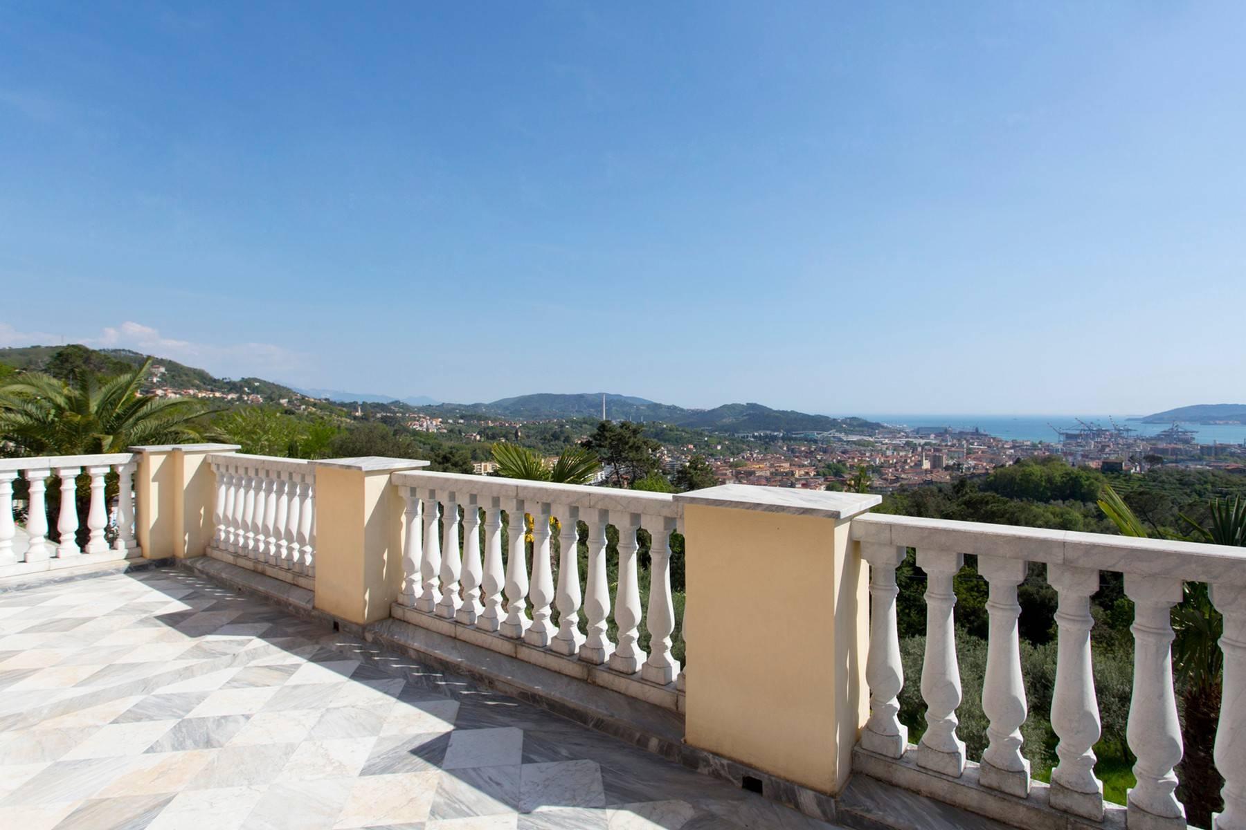 Wunderschöne Villa mit Blick auf die Bucht von La Spezia - 22