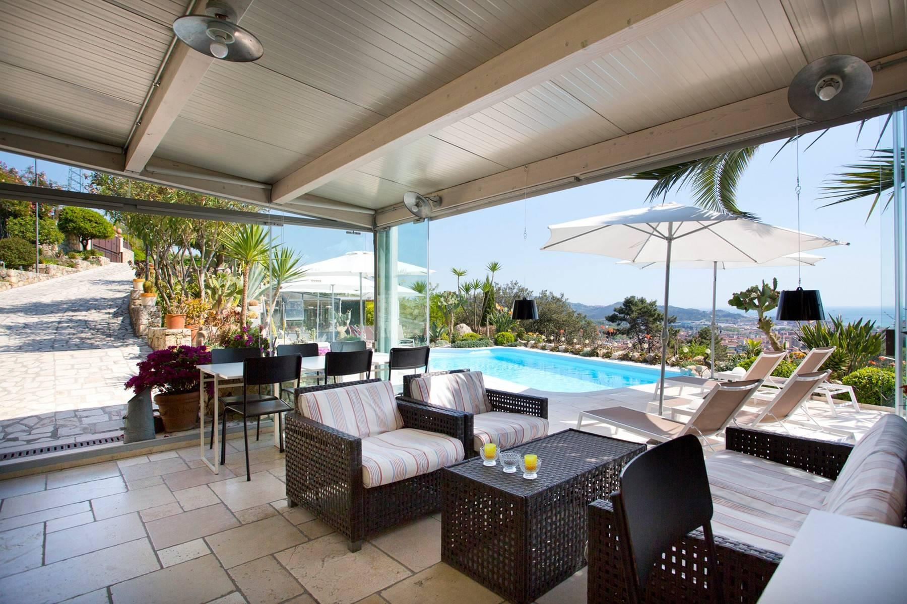 Wunderschöne Villa mit Blick auf die Bucht von La Spezia - 24