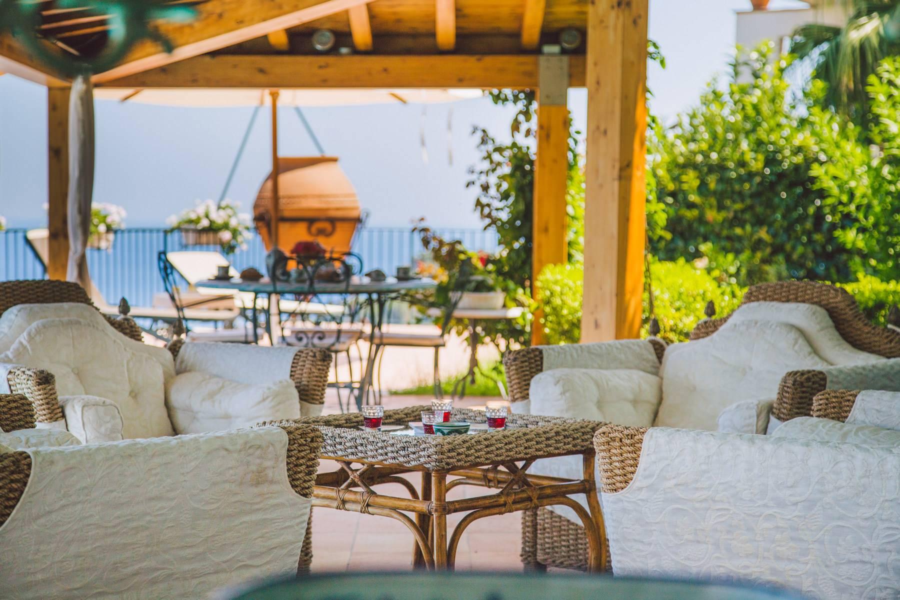 Villa mit Pool in Taormina - 7