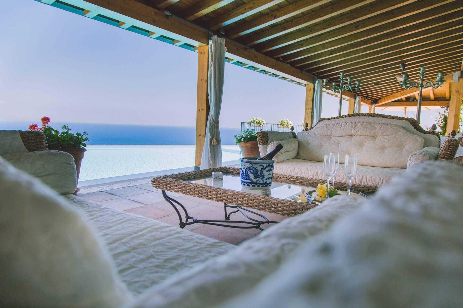 Villa mit Pool in Taormina - 8