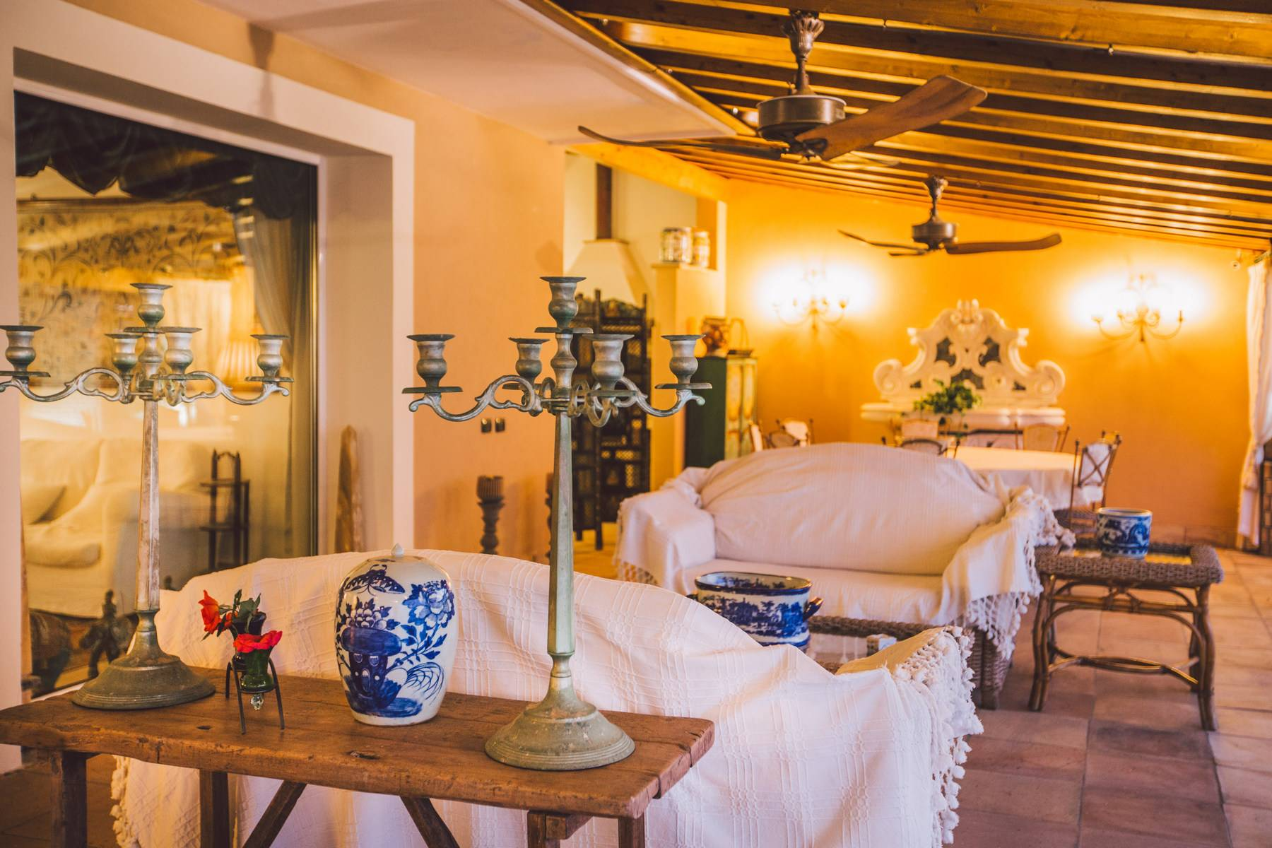 Villa mit Pool in Taormina - 4