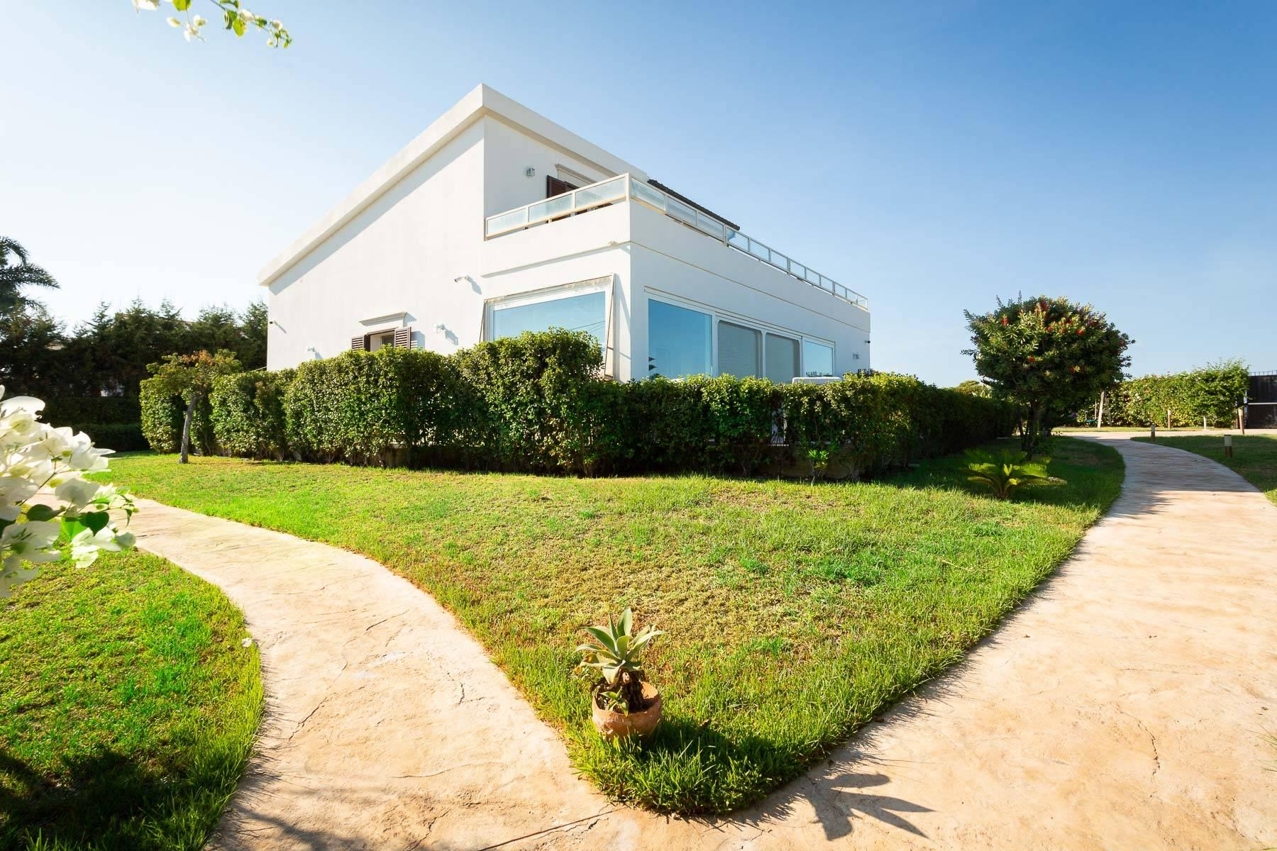 Villa mit beheiztem Pool im Plemmirio - 2