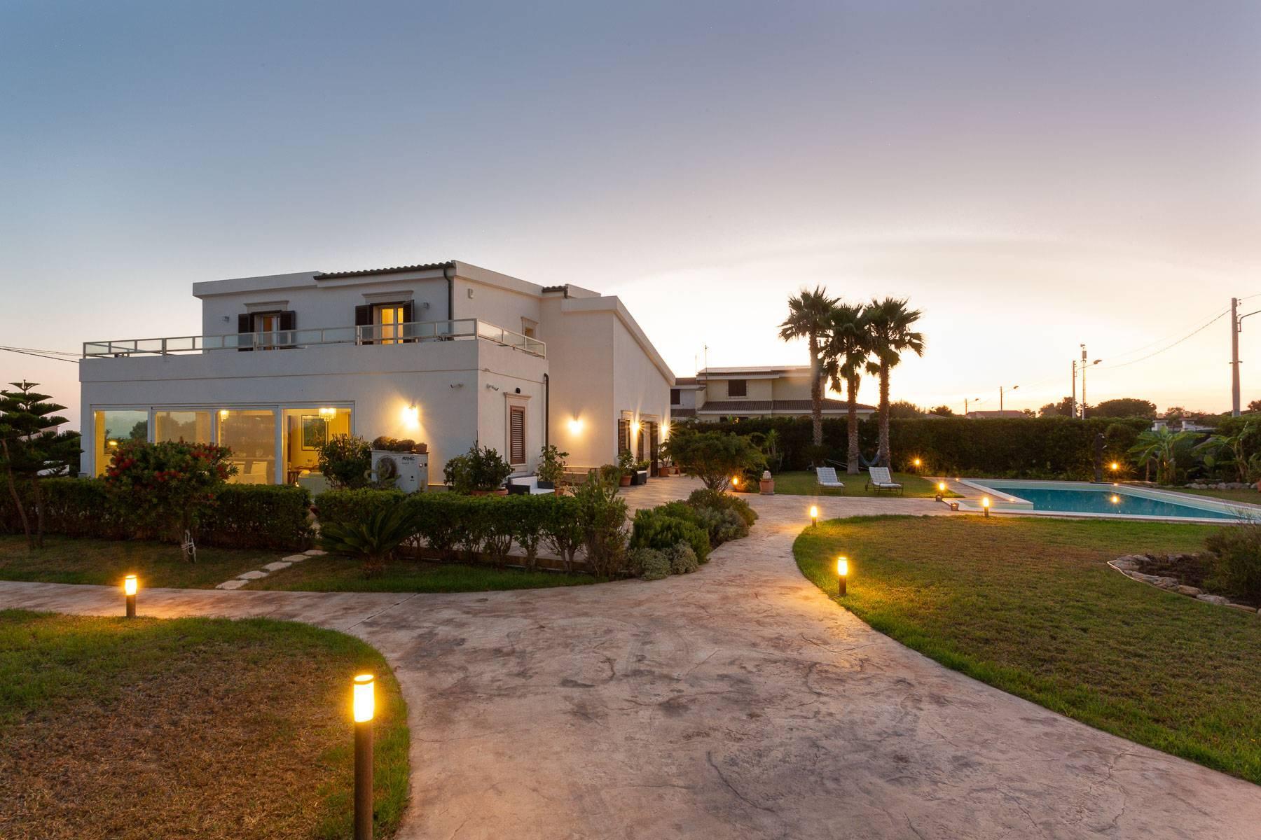 Villa mit beheiztem Pool im Plemmirio - 6