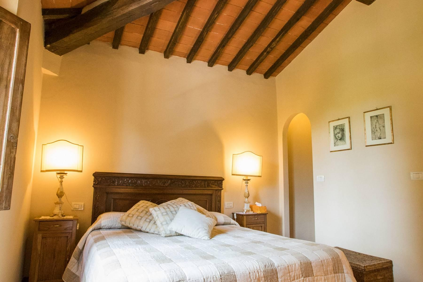 Rustic House in the Tuscan Hills for Sale - 6