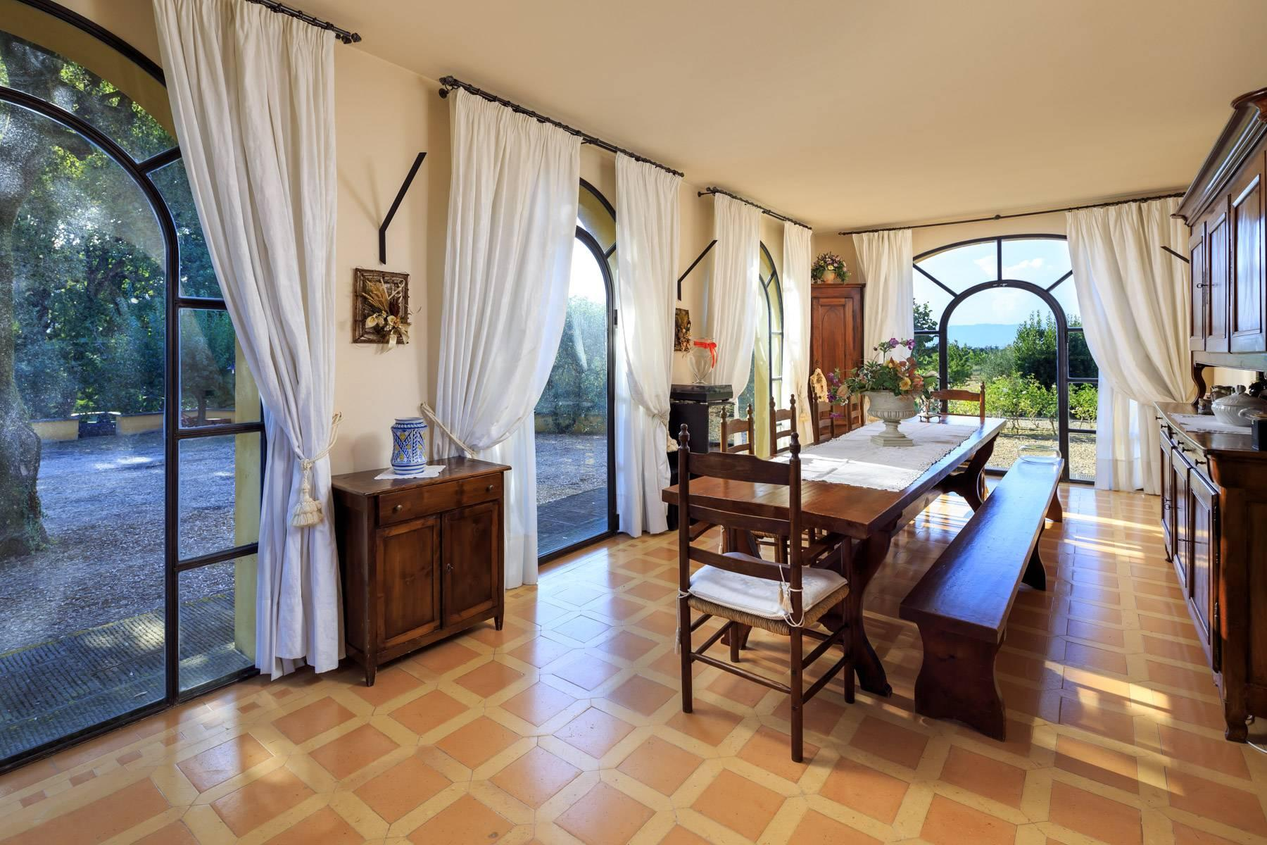 Luxury villa between Pisa and Florence - 10