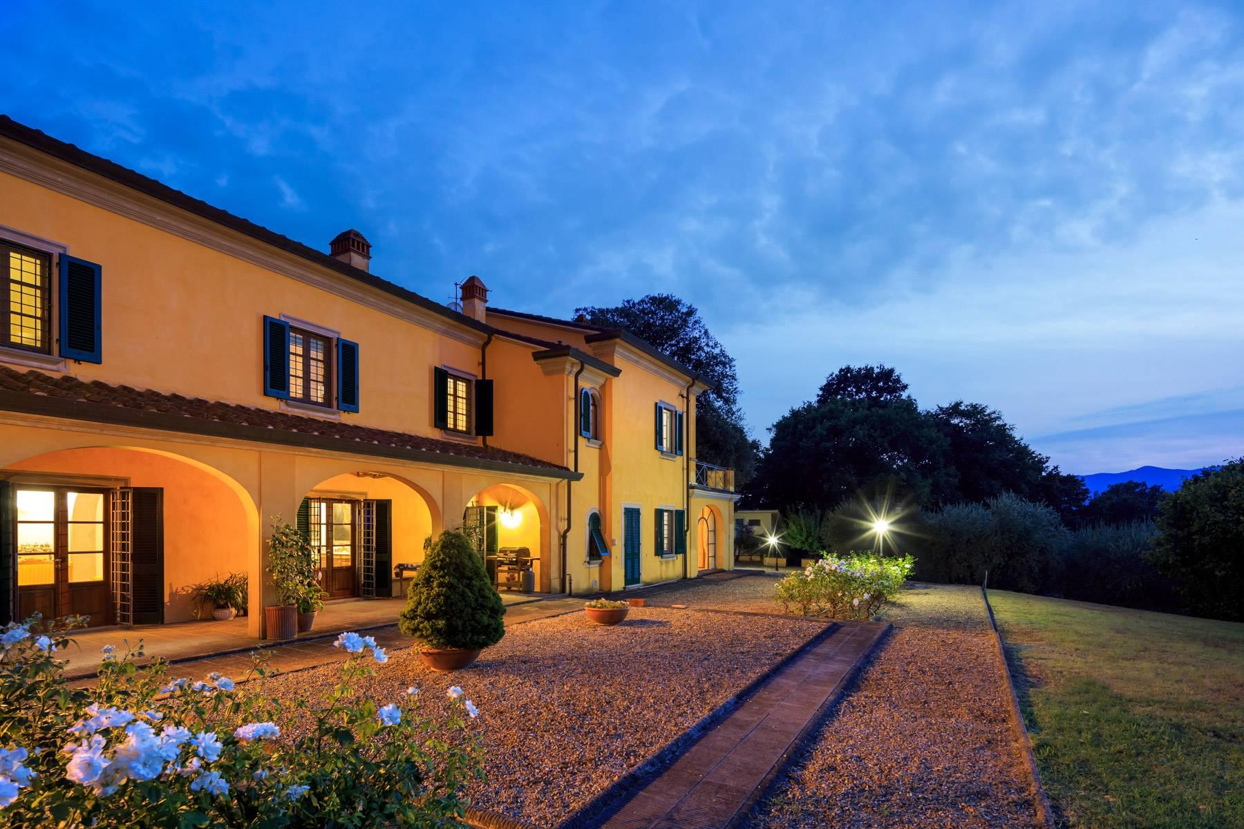Luxury villa between Pisa and Florence - 1
