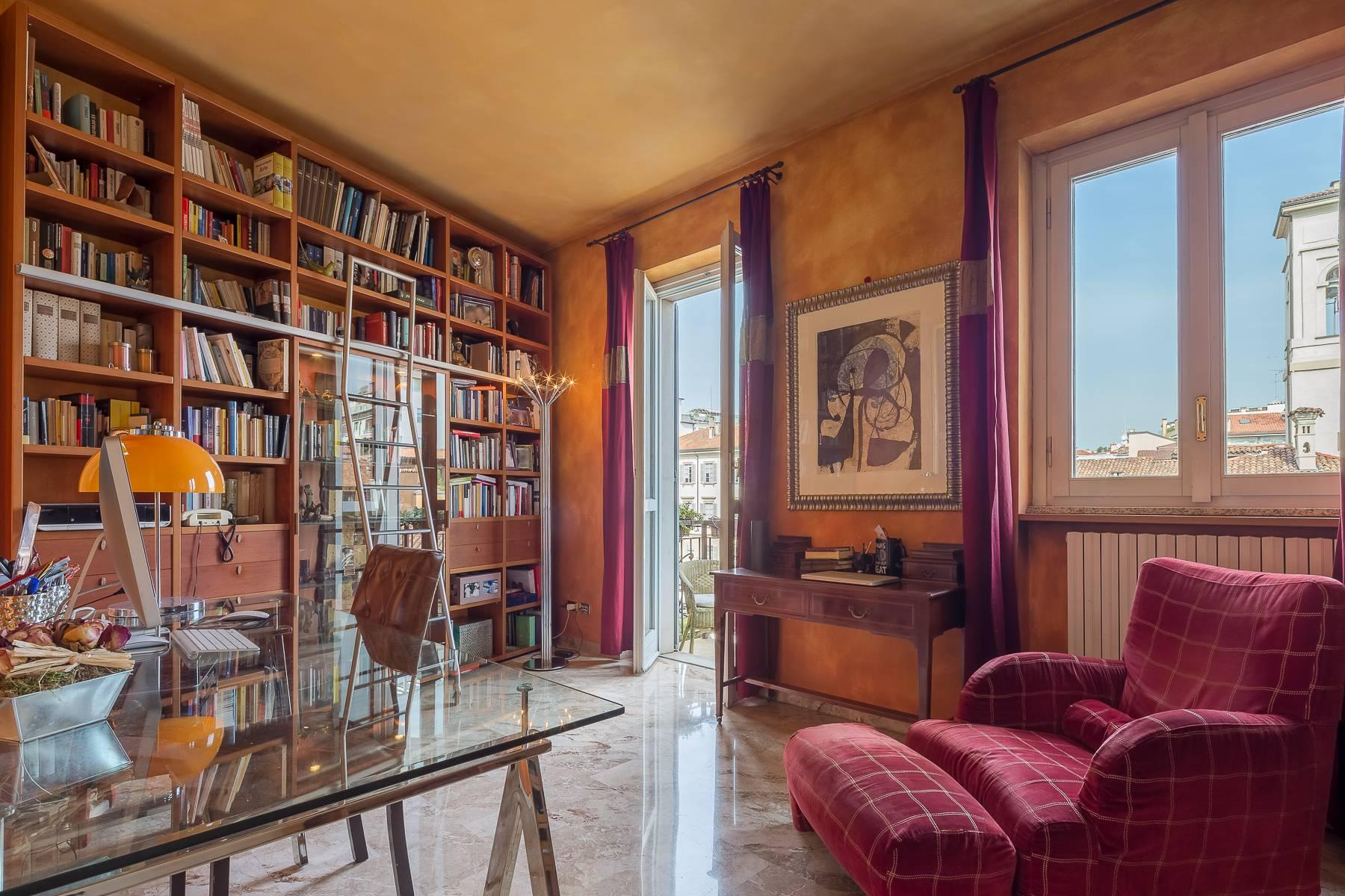 Charming apartment in one of the most exclusive areas of Milan - 11