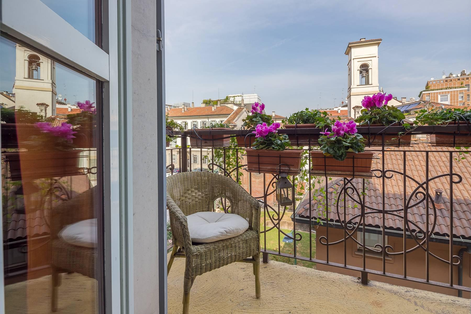 Charming apartment in one of the most exclusive areas of Milan - 12