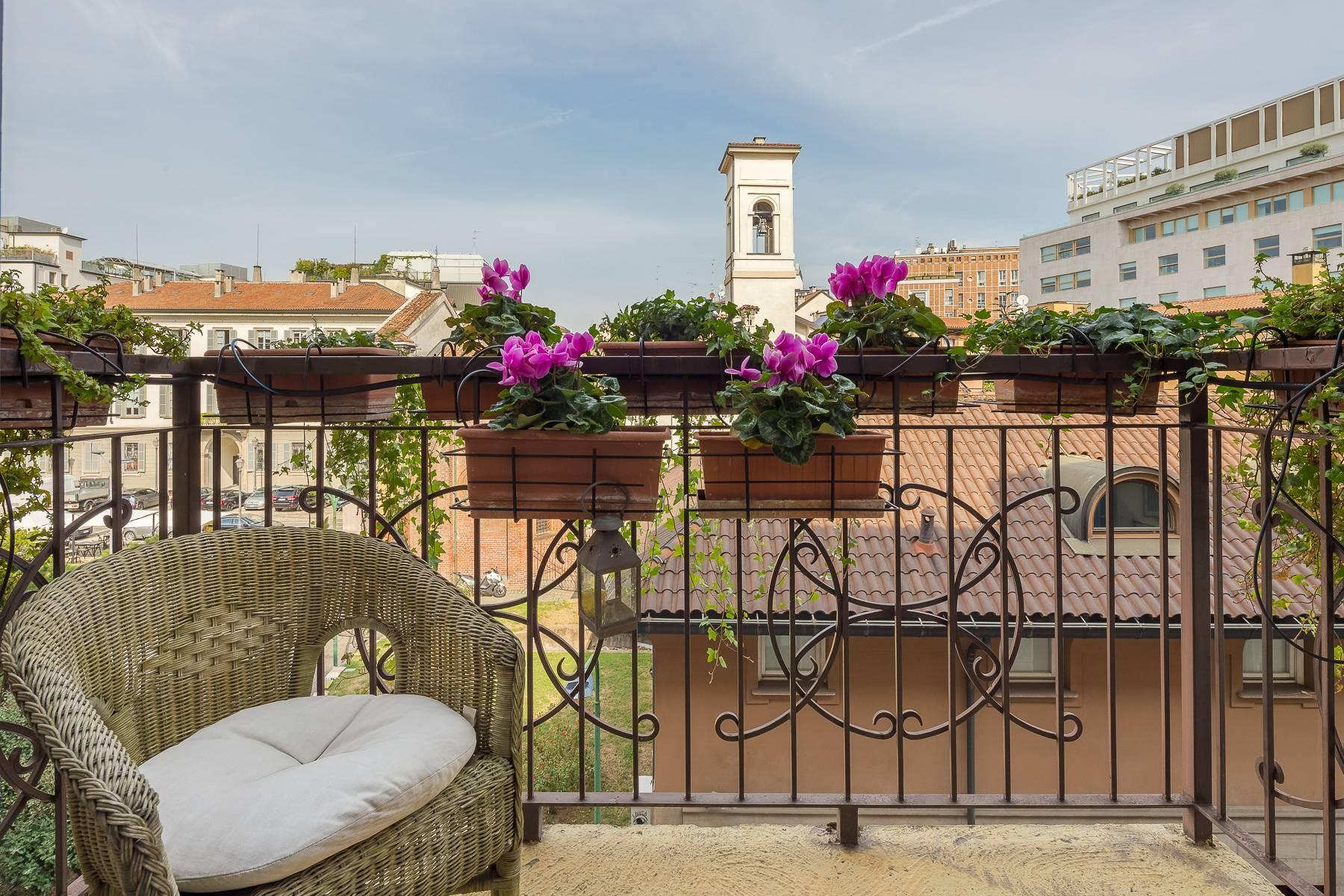 Charming apartment in one of the most exclusive areas of Milan - 16