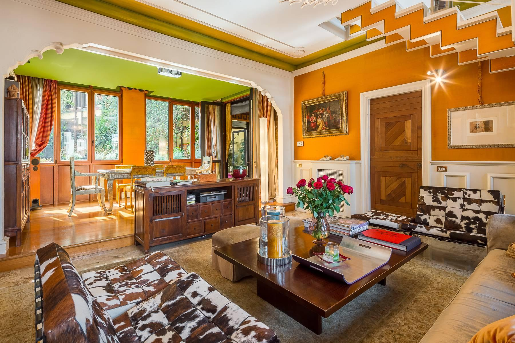 Charming apartment in one of the most exclusive areas of Milan - 1