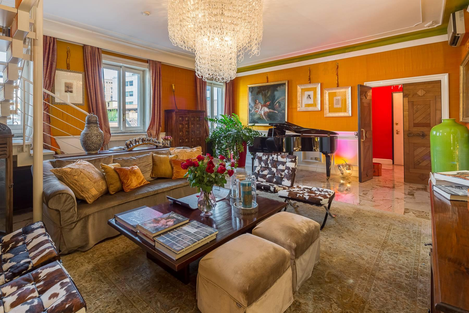 Charming apartment in one of the most exclusive areas of Milan - 20