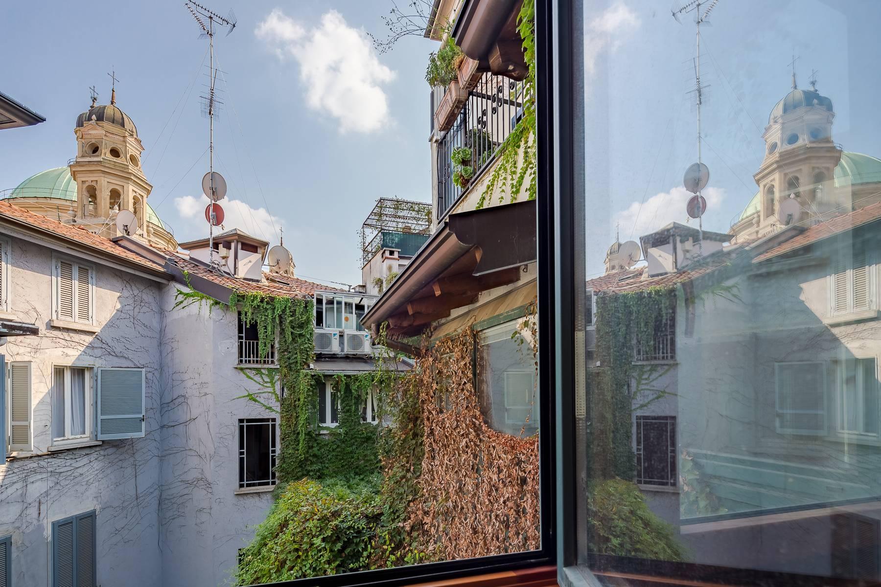 Очаровательный апартамент с террасой в нескольких шагах от Дуомо - 13