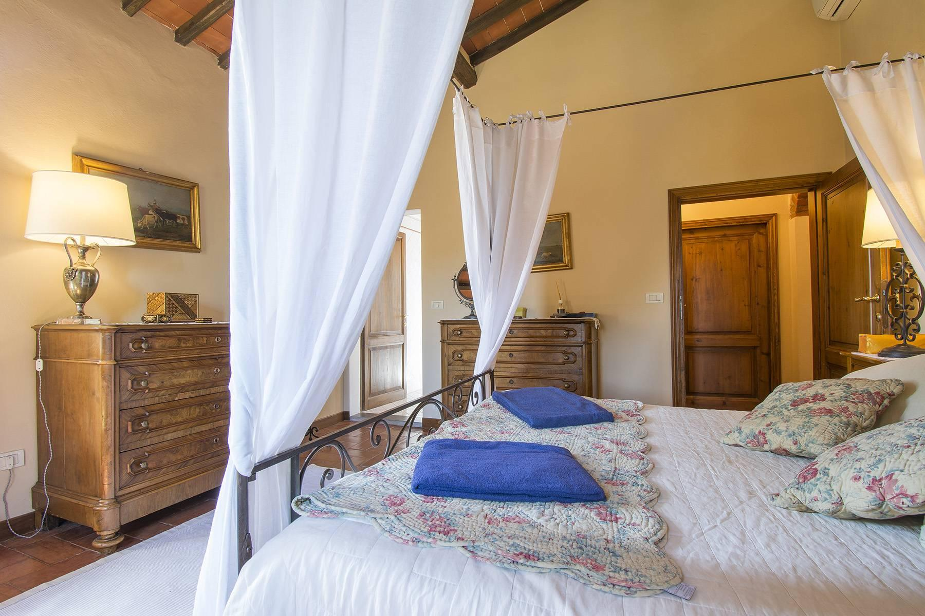 Rustic House in the Tuscan Hills for Sale - 9