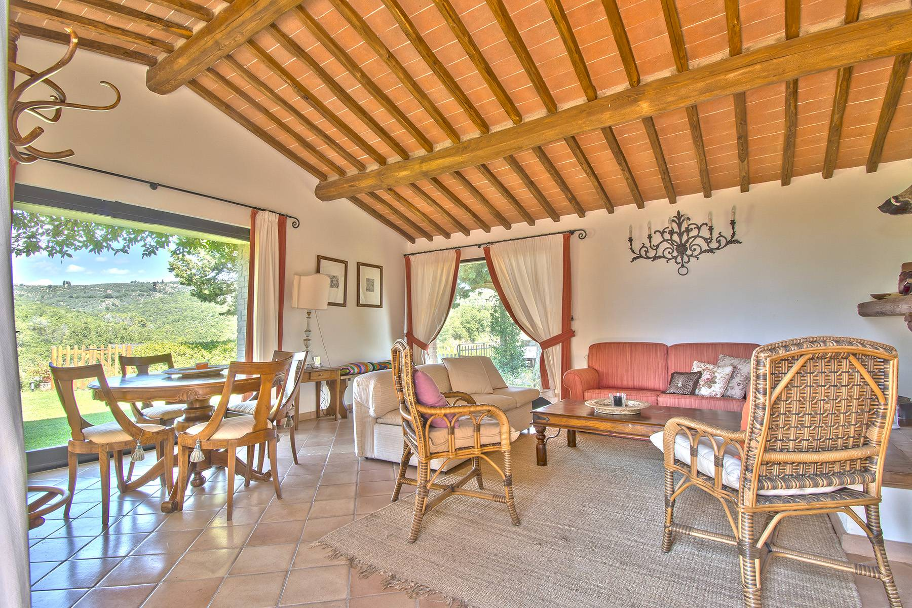 Rustic House in the Tuscan Hills for Sale - 12