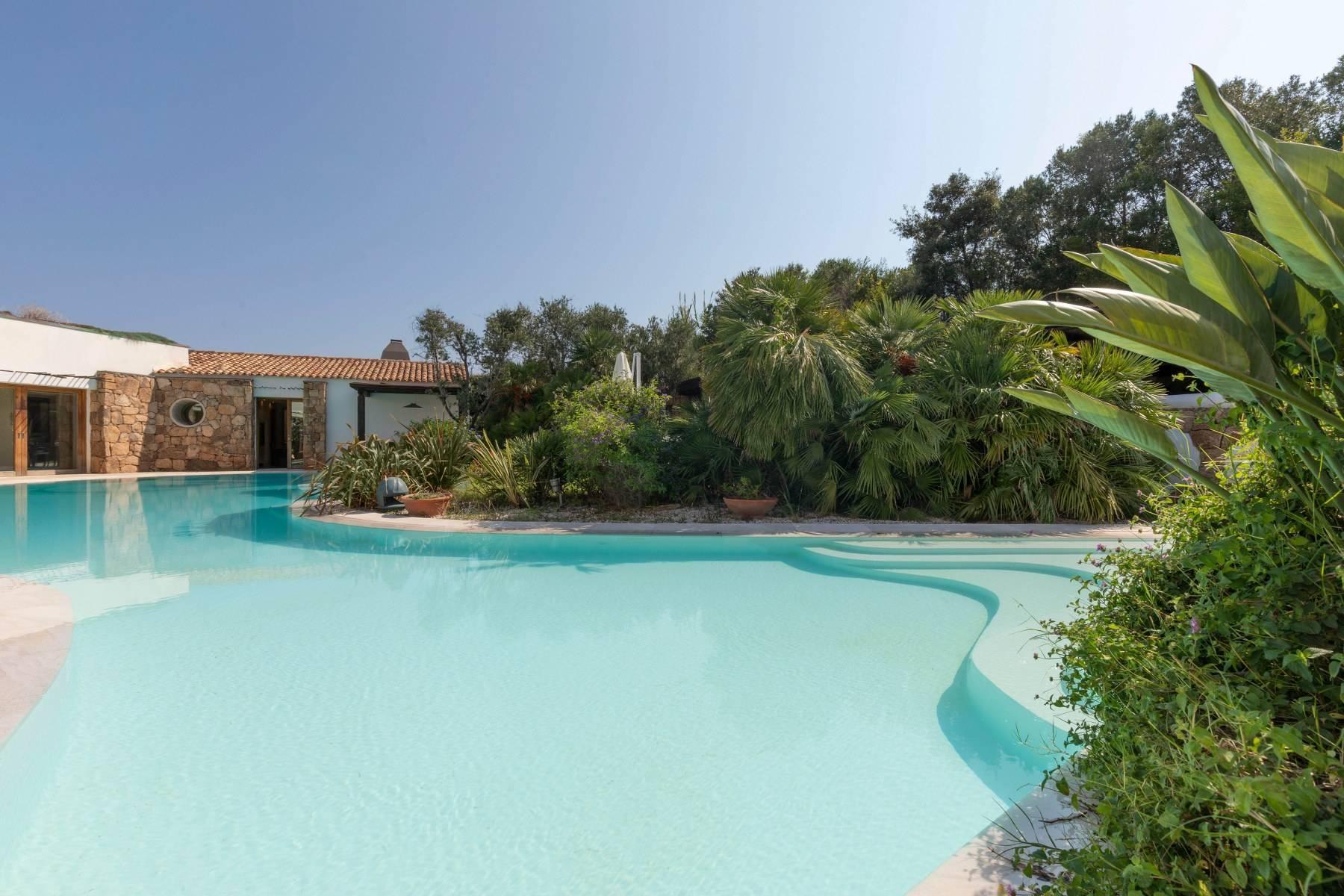 Charming villa in La Miata, Liscia di Vacca - 9