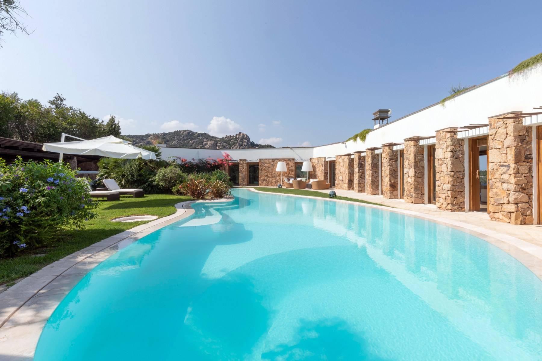 Charming villa in La Miata, Liscia di Vacca - 8