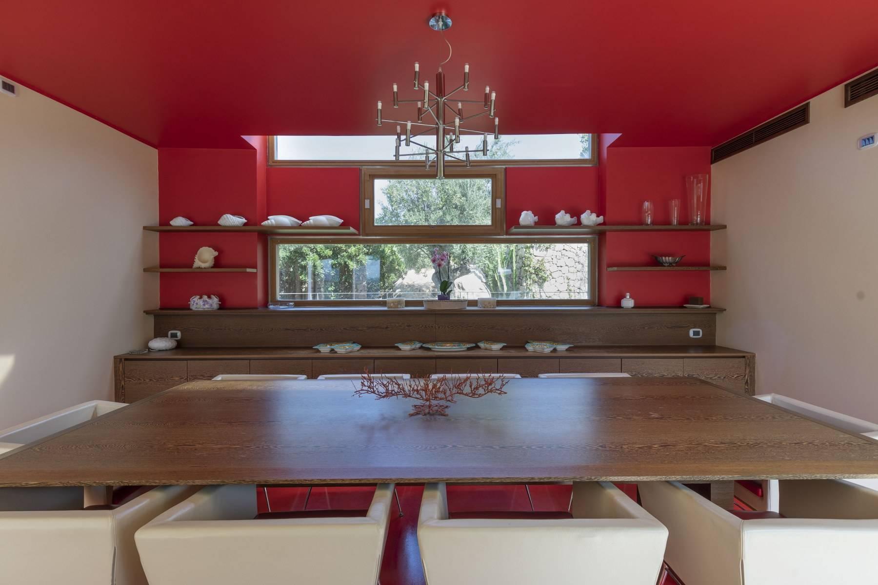 Charming villa in La Miata, Liscia di Vacca - 21