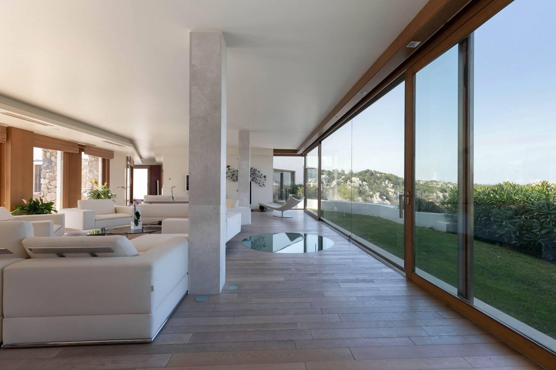 Charming villa in La Miata, Liscia di Vacca - 2