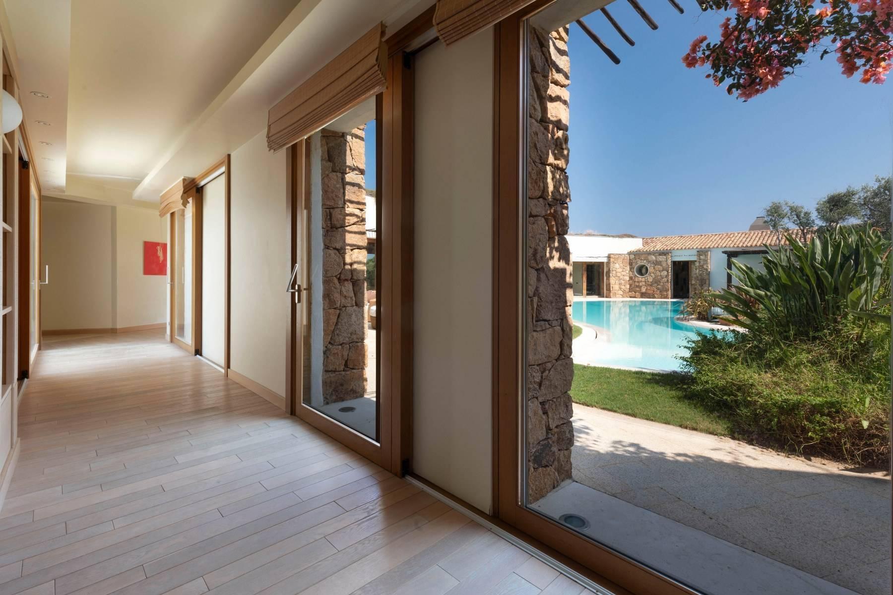 Charming villa in La Miata, Liscia di Vacca - 26