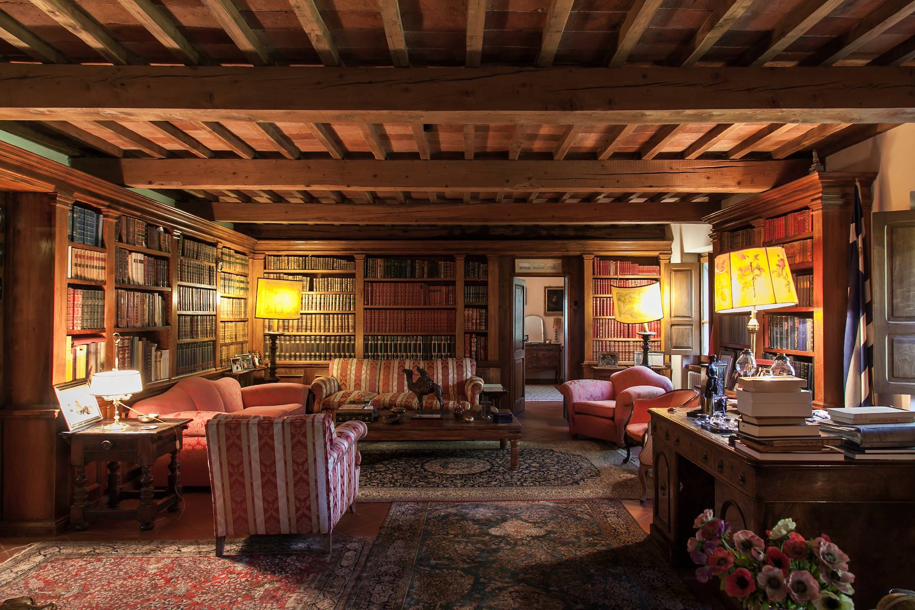 Historic villa in the Tuscan countryside - 11