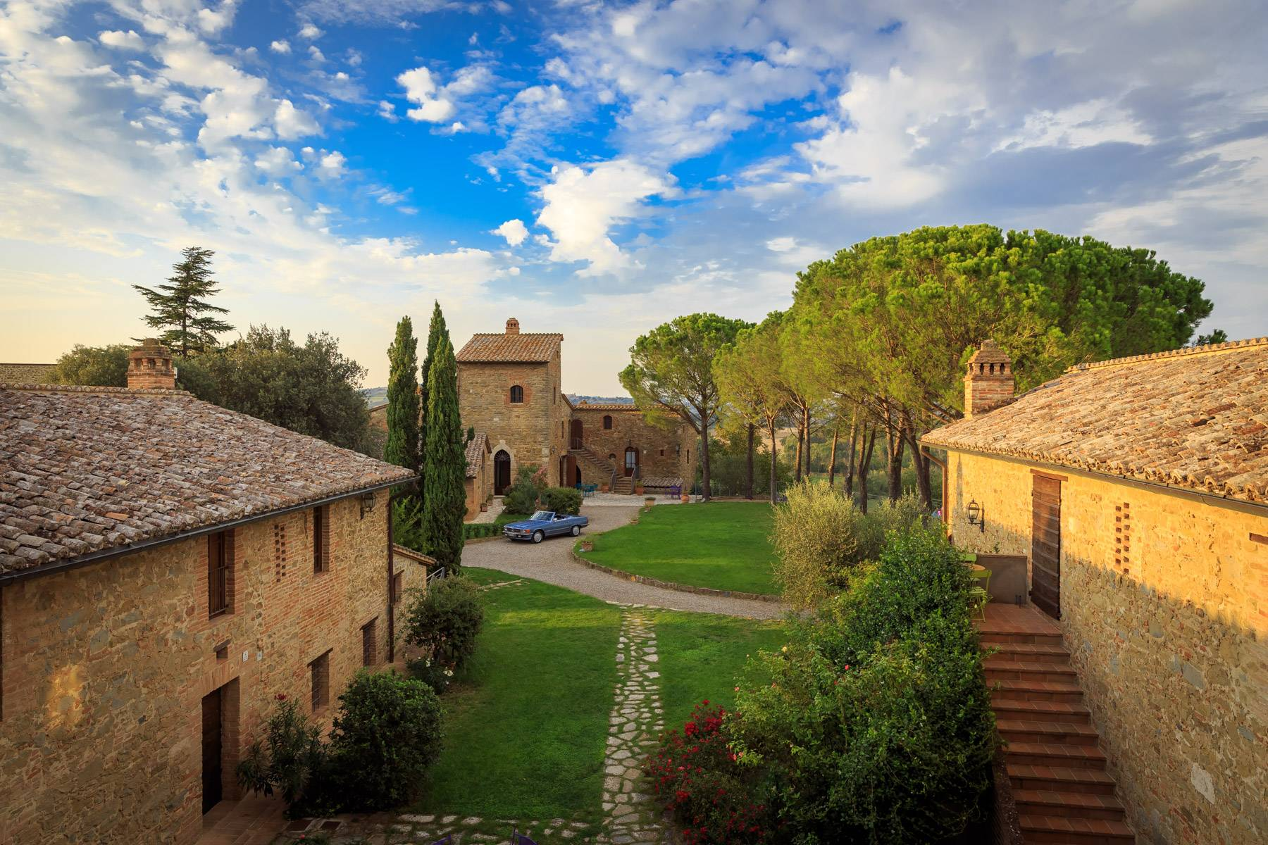 Magnificent castle in the heart of Umbria - 27