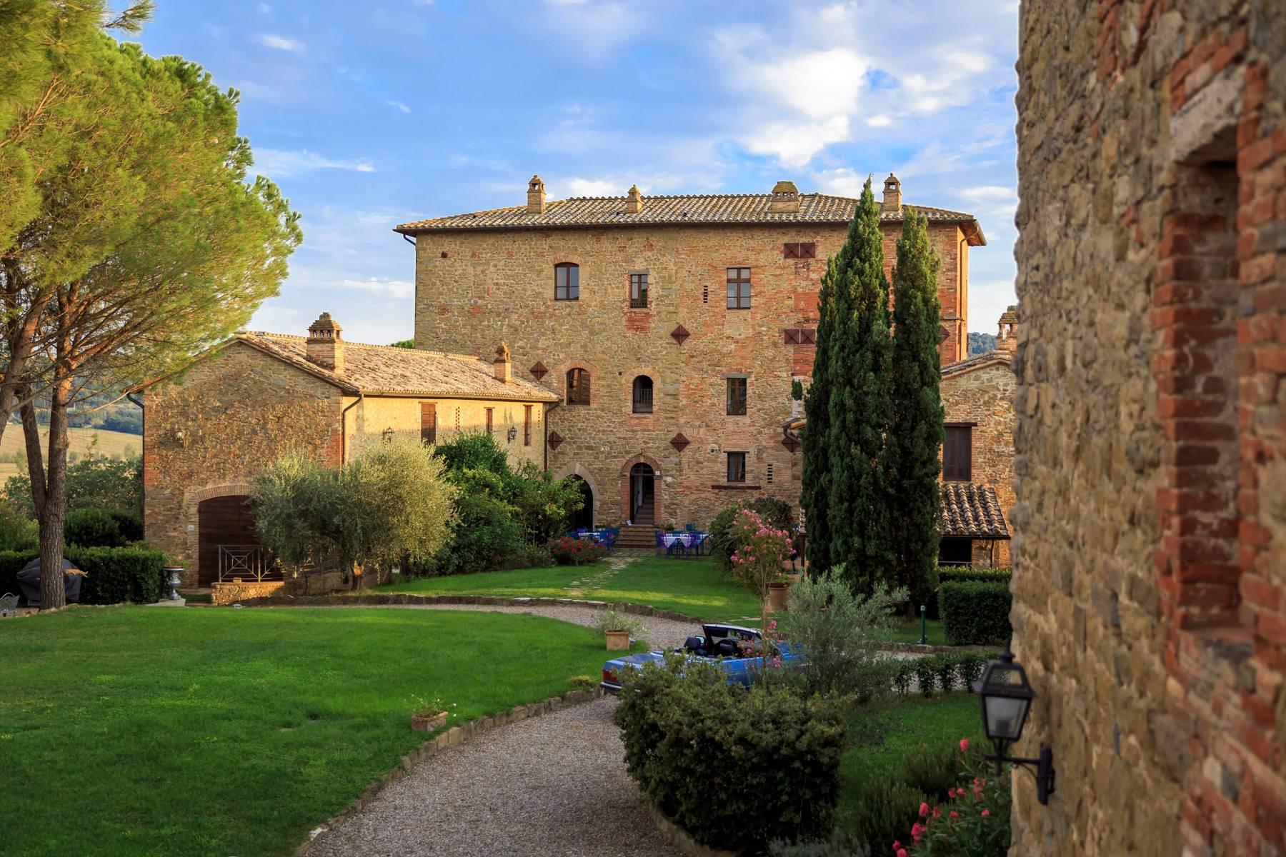 Magnifique château au coeur de l'Ombrie - 8