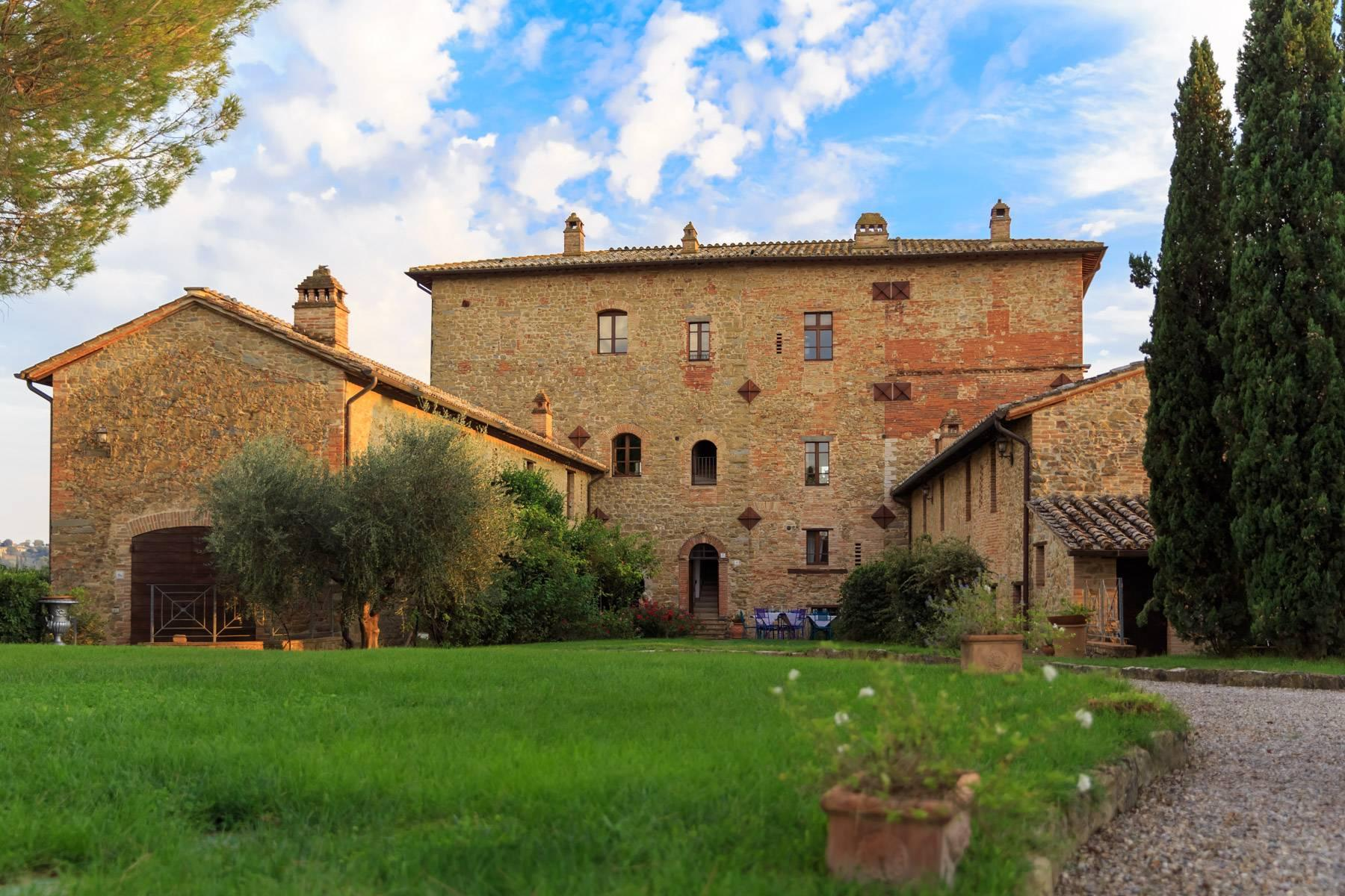 Magnificent castle in the heart of Umbria - 32