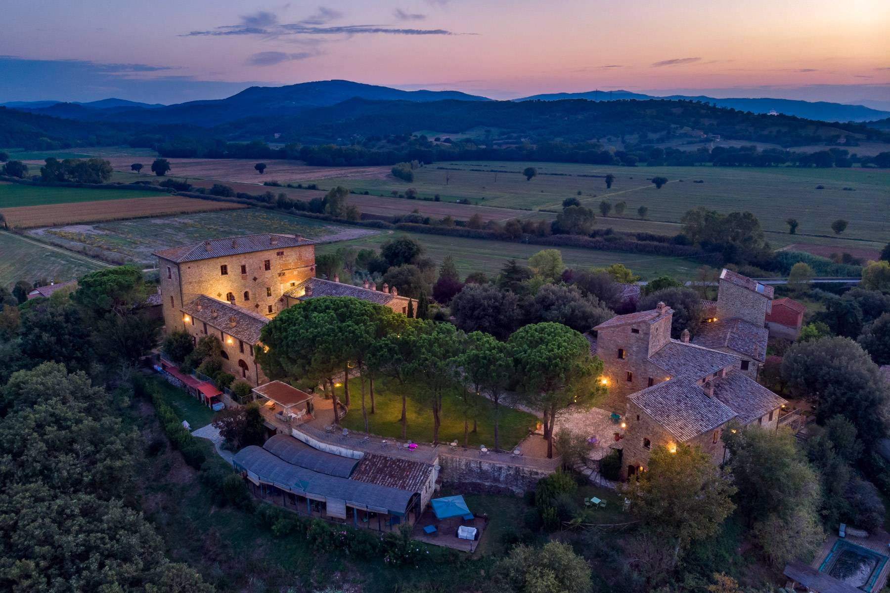 Magnificent castle in the heart of Umbria - 5