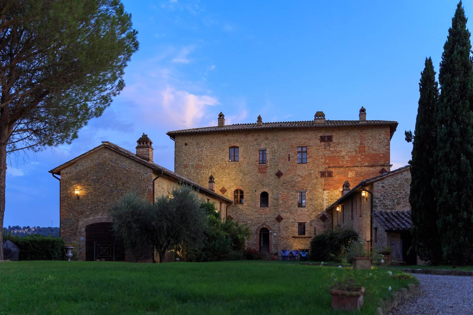 Magnificent castle in the heart of Umbria - 33