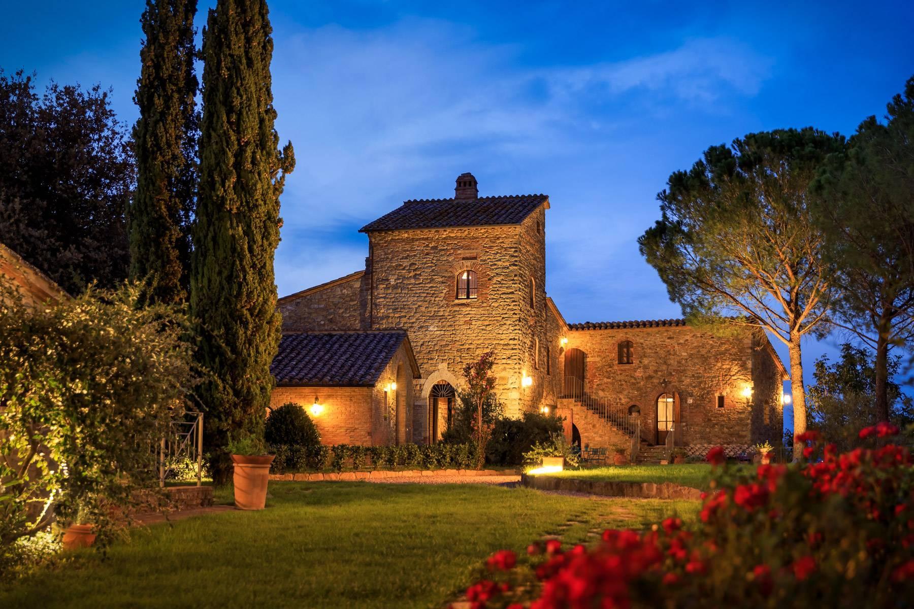 Magnifique château au coeur de l'Ombrie - 6