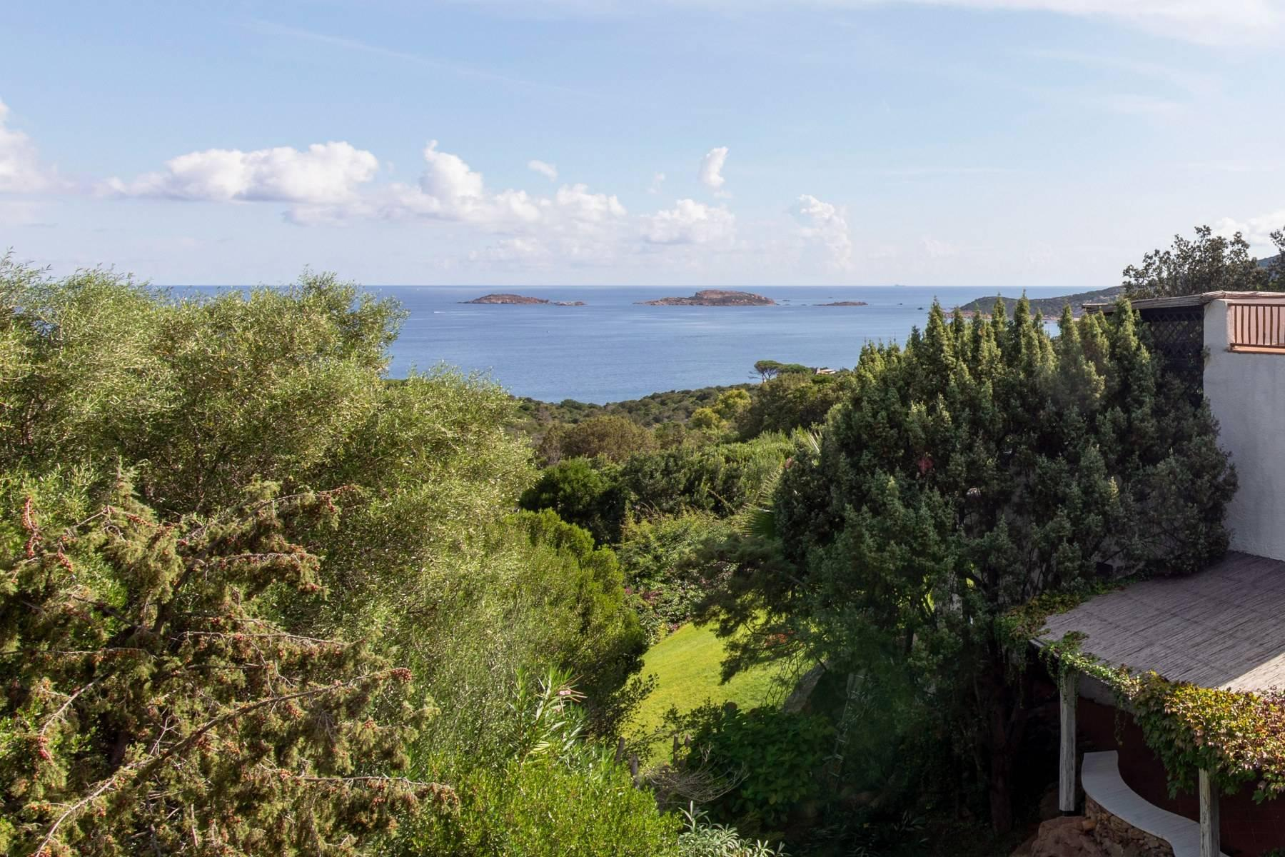 Seaview independent villa in the hill of Pantogia - 13