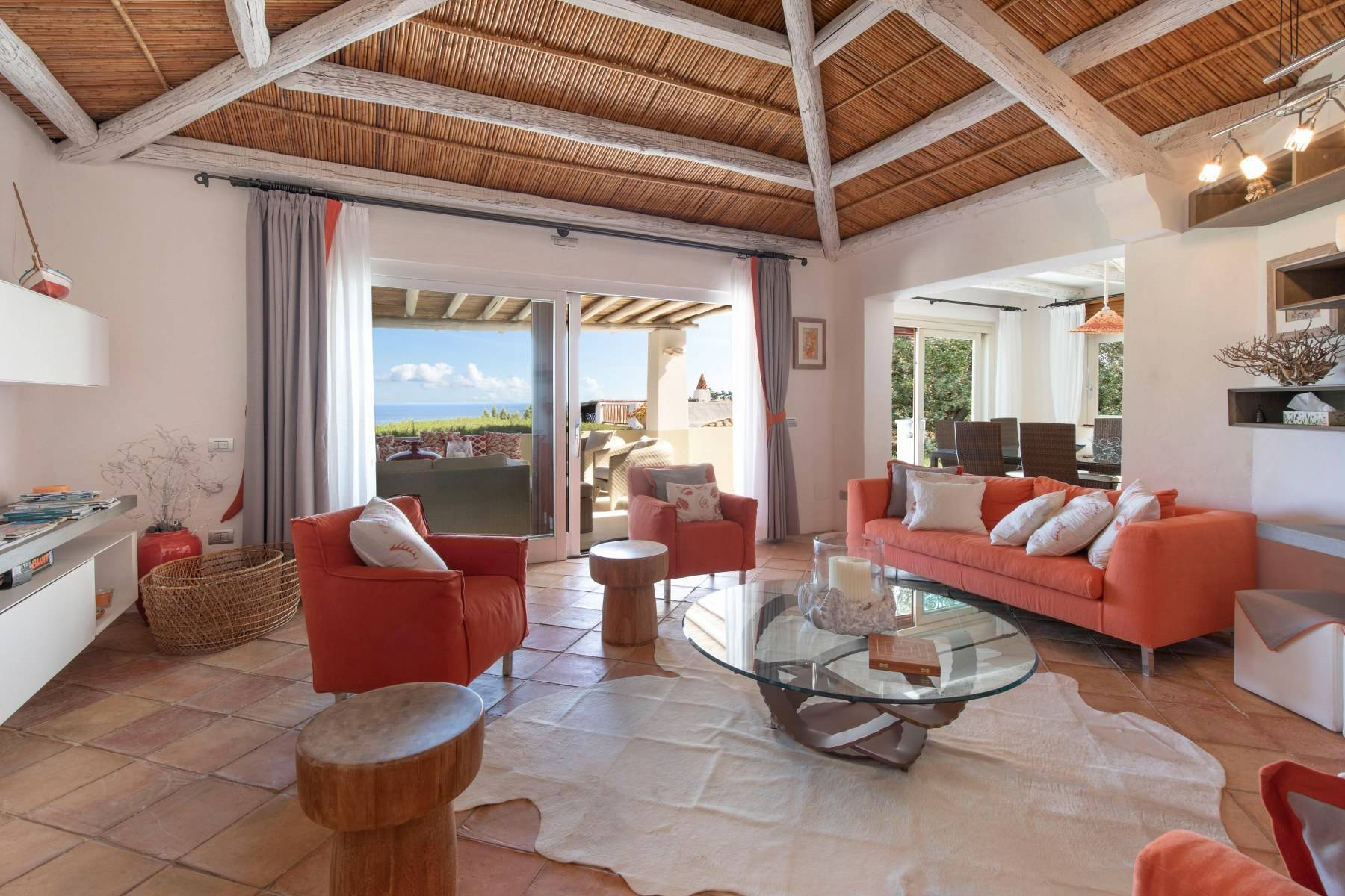 Seaview independent villa in the hill of Pantogia - 3