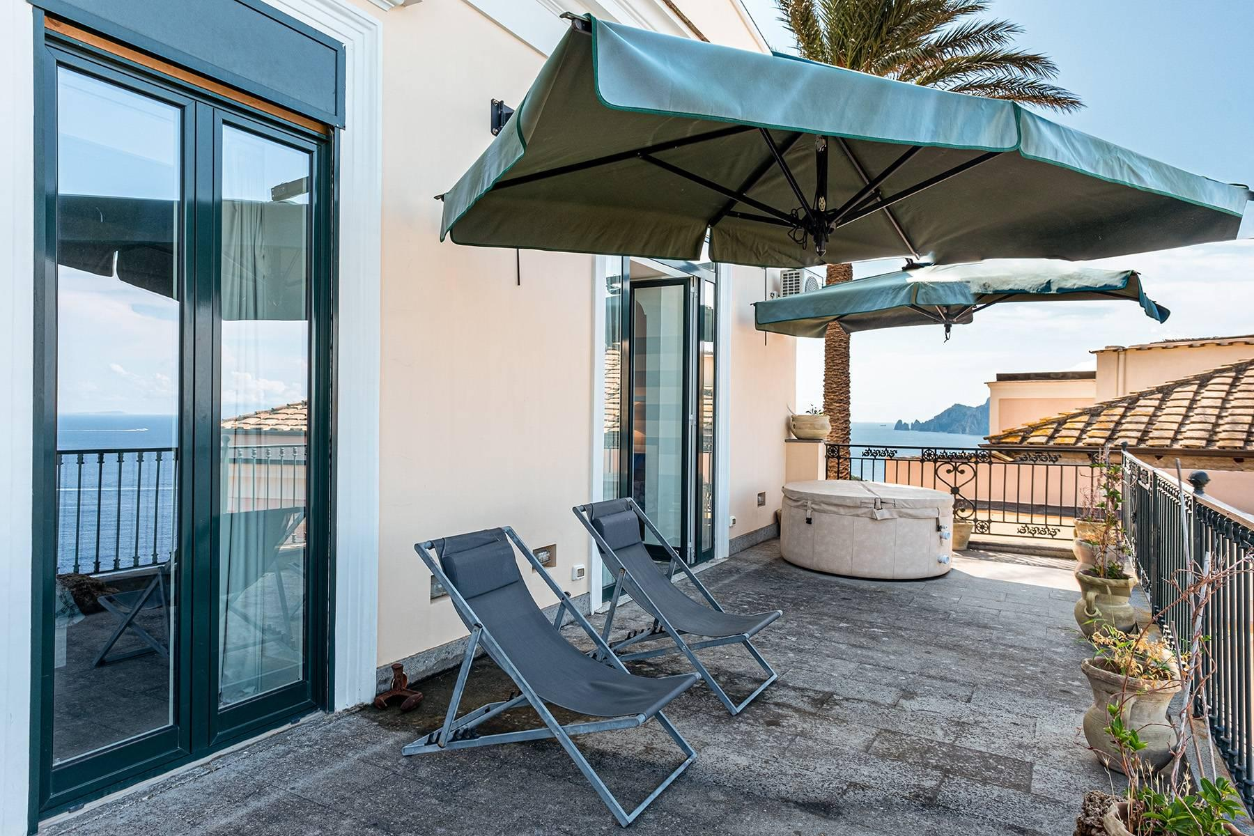 Bright apartment with garden and panoramic terraces in the heart of Sorrentine Coast - 8
