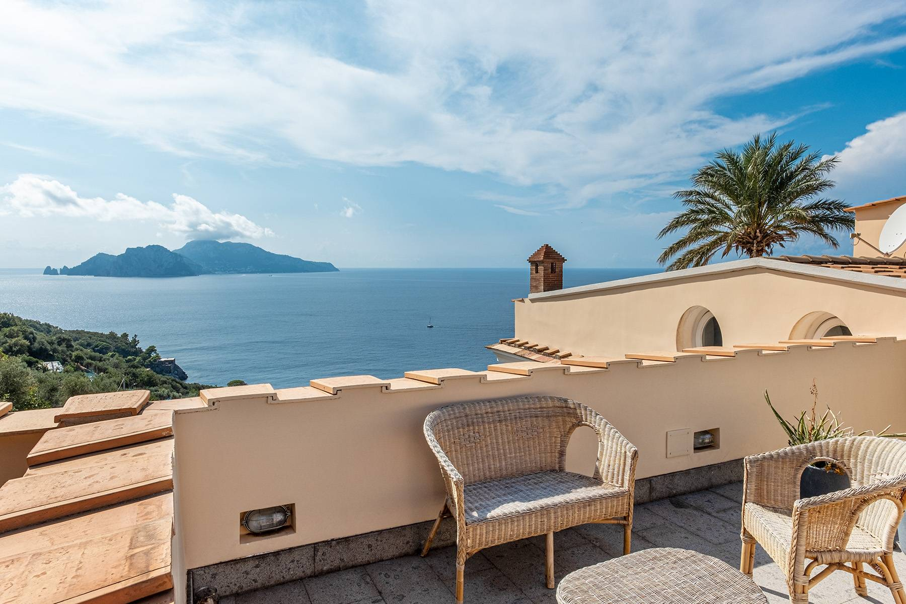 Bright apartment with garden and panoramic terraces in the heart of Sorrentine Coast - 17