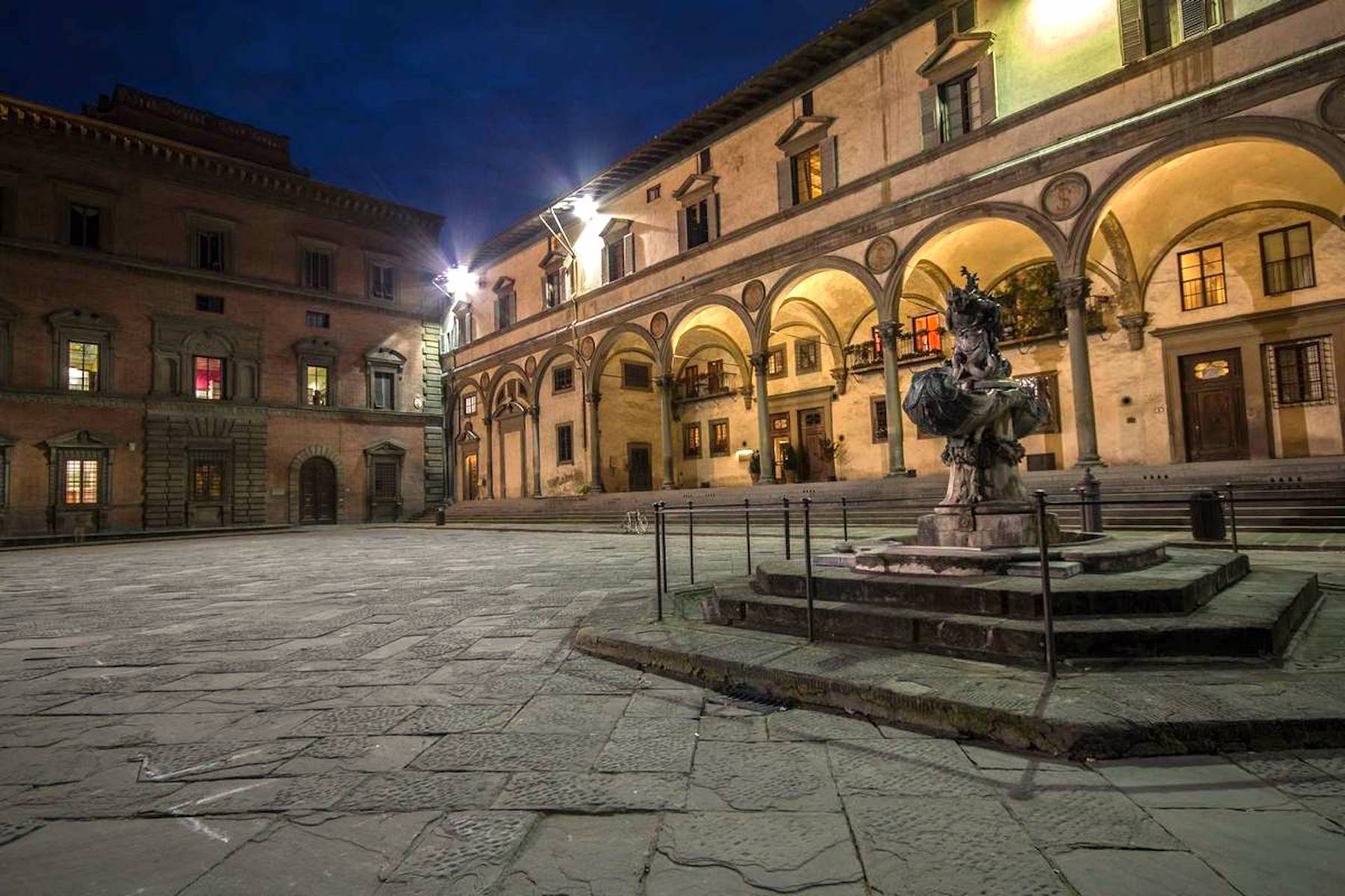 Prestigioso attico di 520mq in un palazzo storico fiorentino. - 1