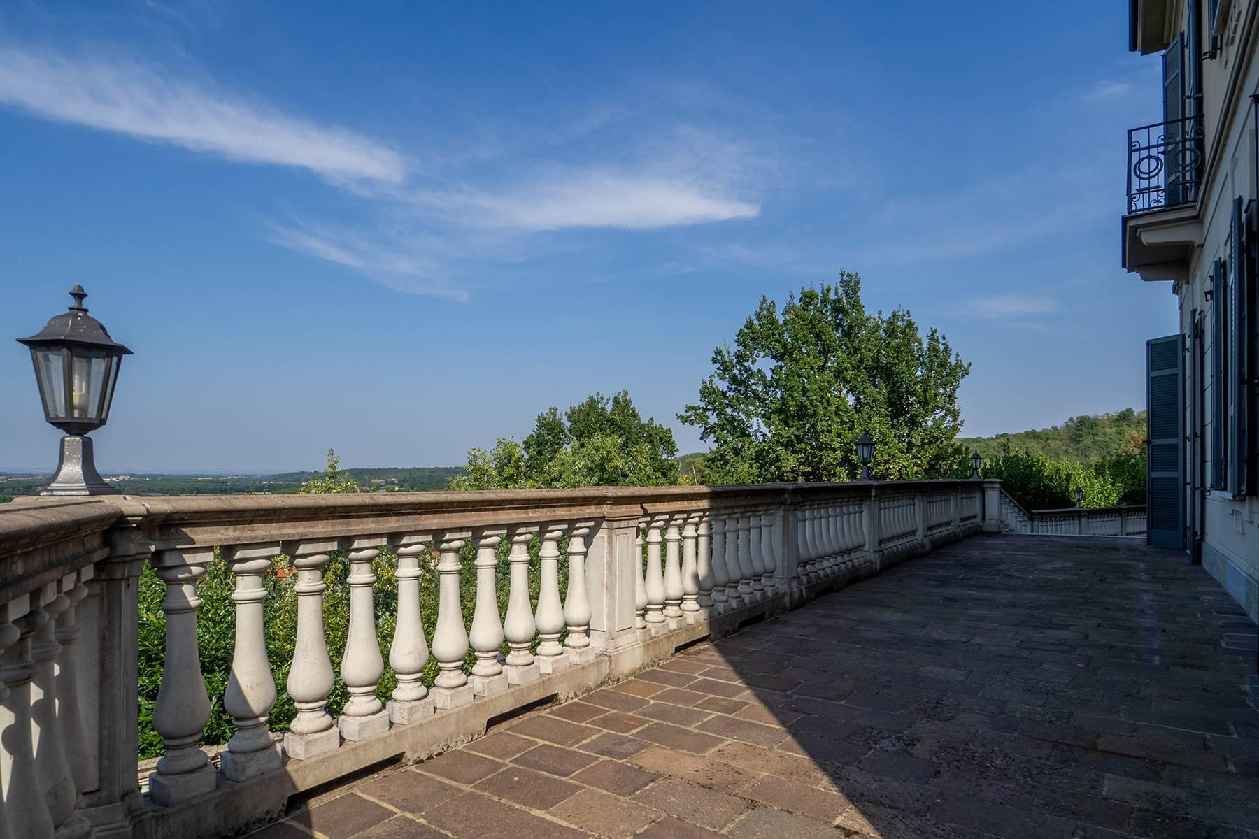 Charmante Villa Art Nouveau dans la région du Monferrato - 13
