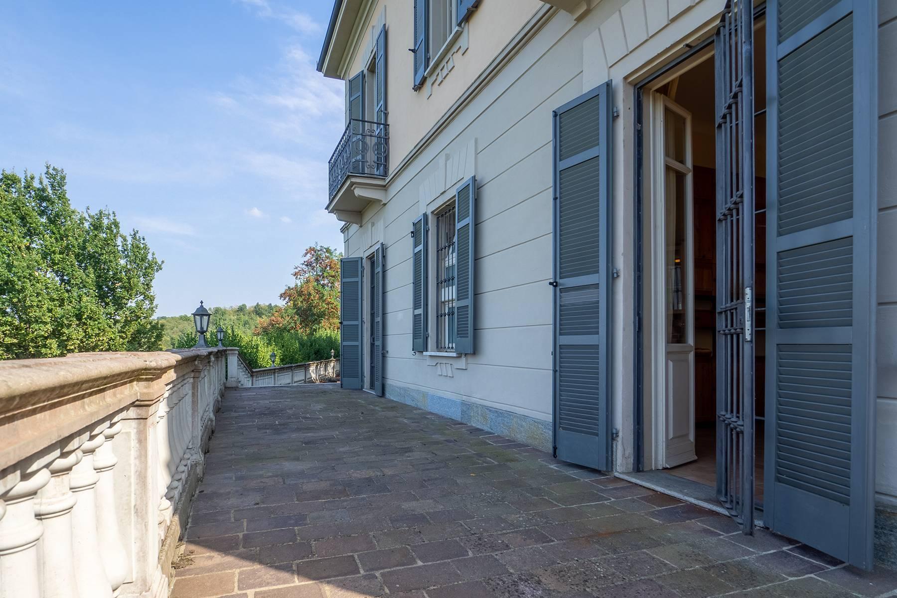 Charmante Villa Art Nouveau dans la région du Monferrato - 14