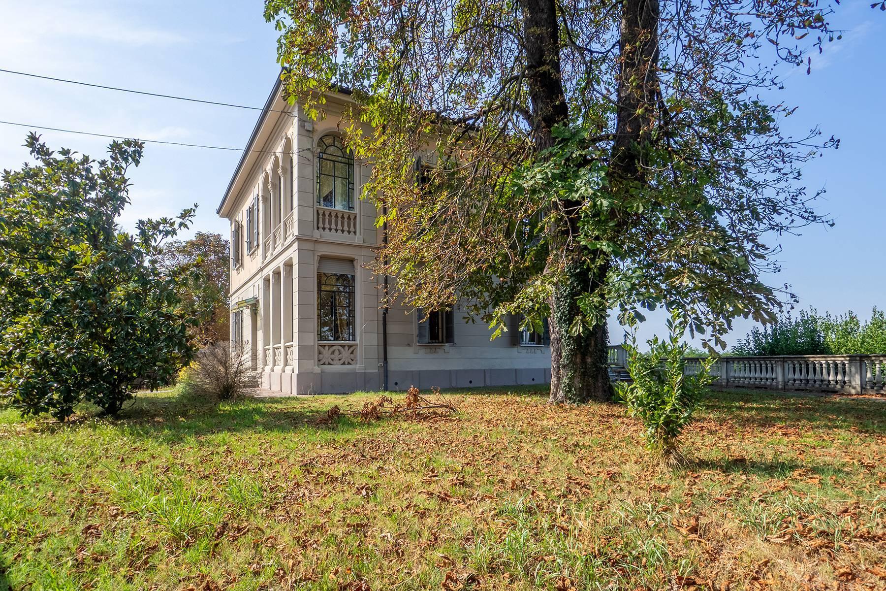 Charmante Villa Art Nouveau dans la région du Monferrato - 12