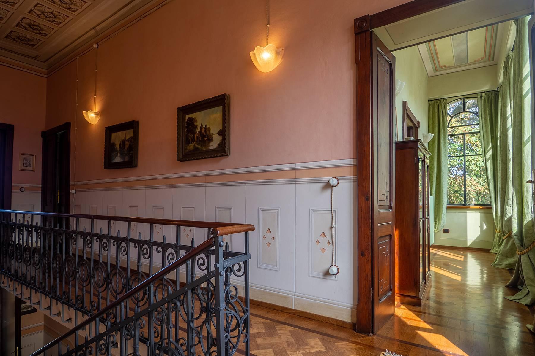 Charmante Villa Art Nouveau dans la région du Monferrato - 18