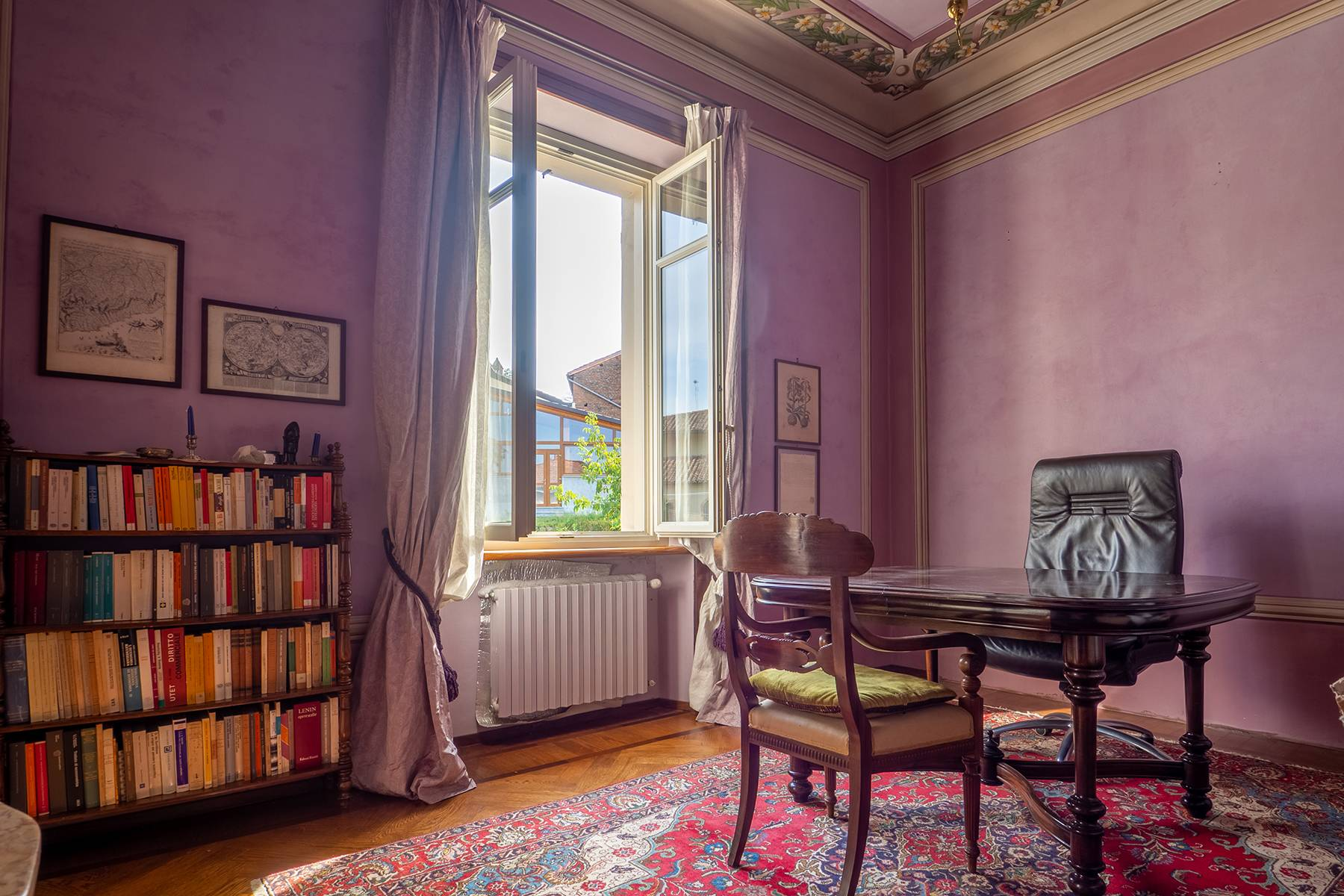 Charmante Villa Art Nouveau dans la région du Monferrato - 23