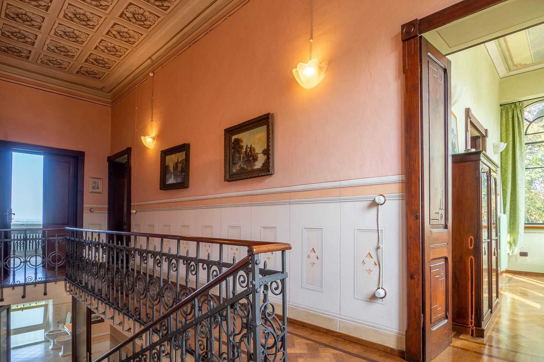 Charmante Villa Art Nouveau dans la région du Monferrato - 6