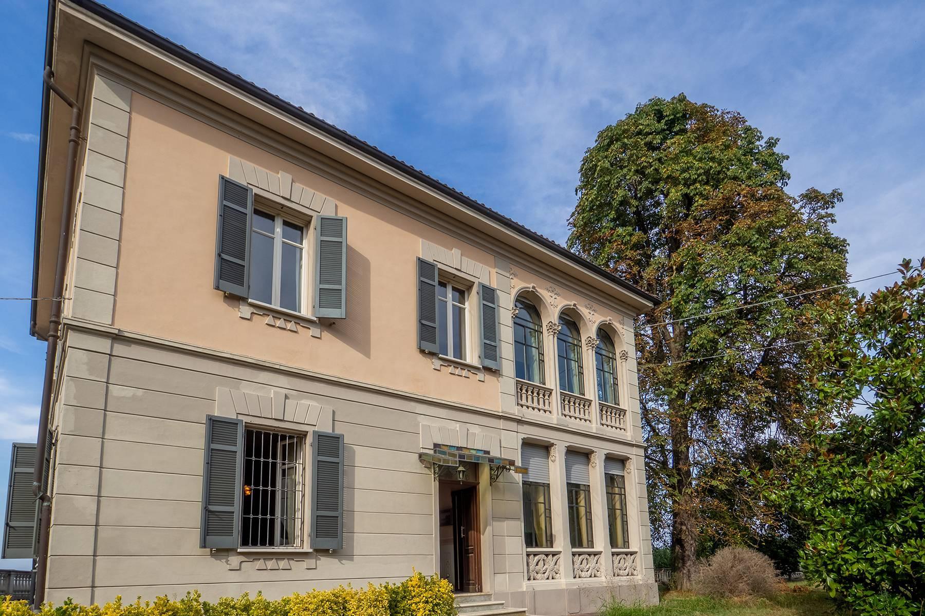 Charmante Villa Art Nouveau dans la région du Monferrato - 1