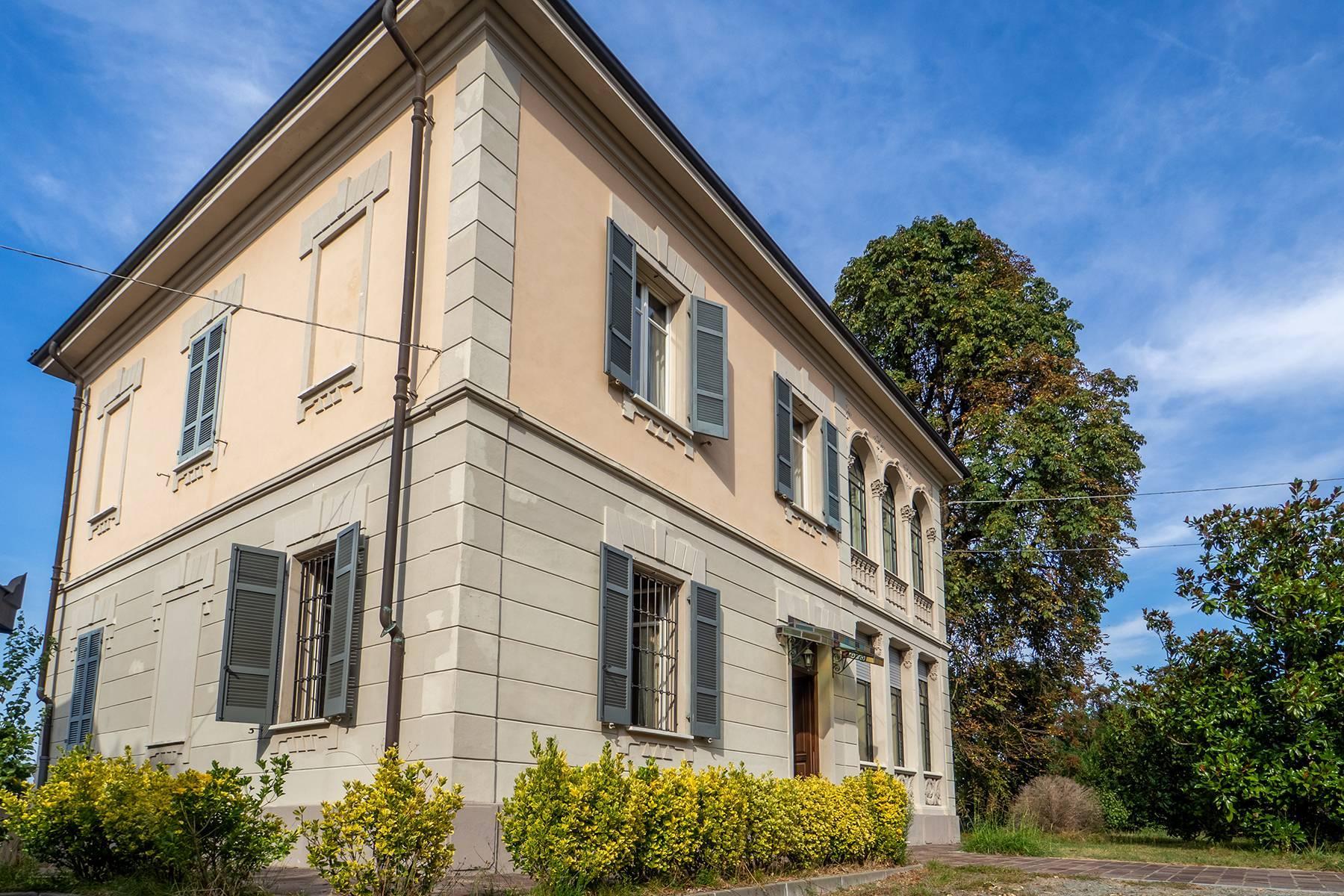 Charmante Villa Art Nouveau dans la région du Monferrato - 30