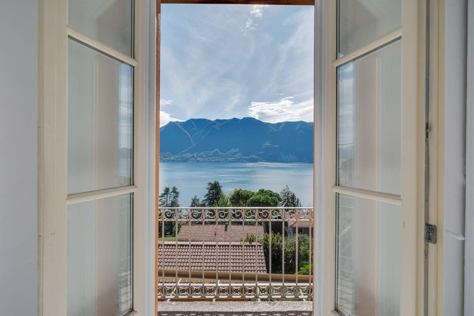 Unique historic villa with guest house in a privileged position and a fantastic view of Lake Maggiore - 2