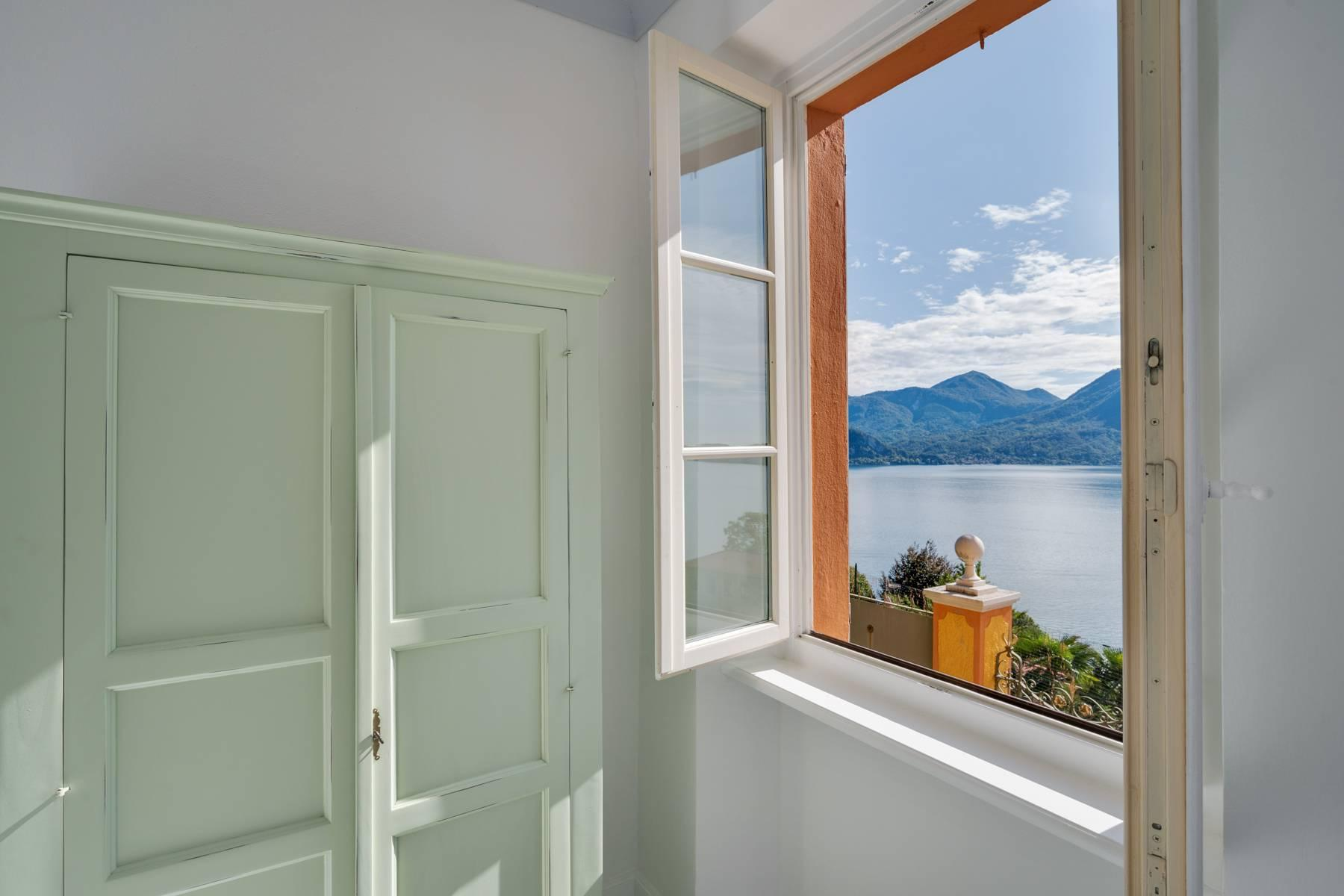 Unique historic villa with guest house in a privileged position and a fantastic view of Lake Maggiore - 6