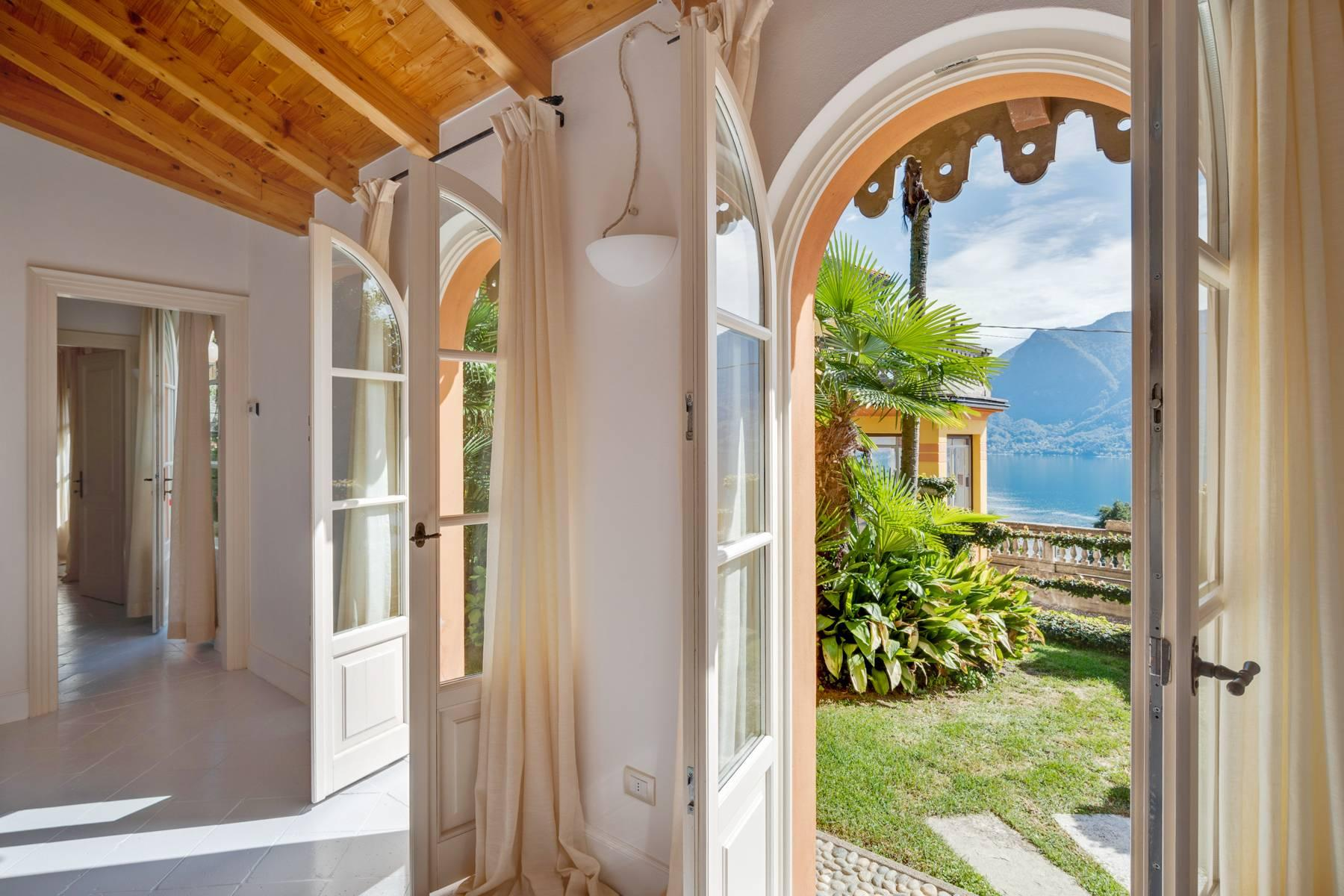 Unique historic villa with guest house in a privileged position and a fantastic view of Lake Maggiore - 7